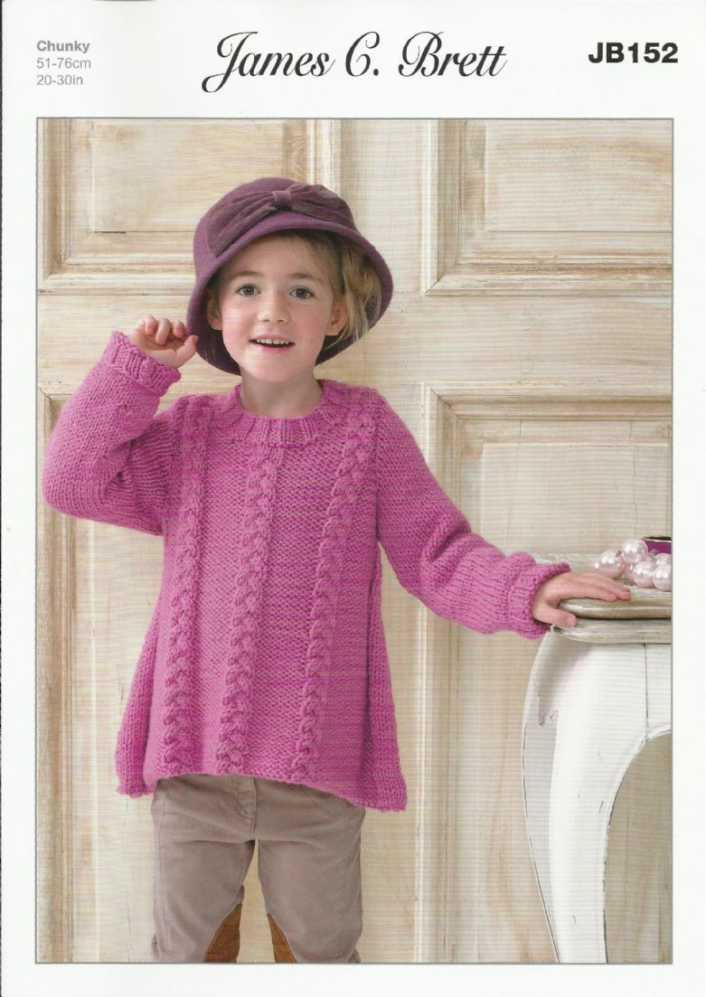 Knitted Childrens Sweaters Free Patterns Knitting Crochet Patterns
