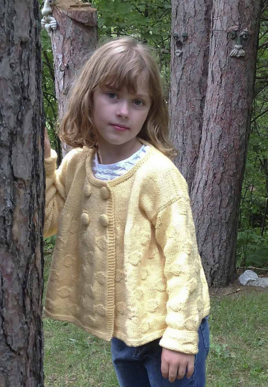 Knitted Childrens Sweaters Free Patterns Knitting Patterns For Preemies Babies And Children