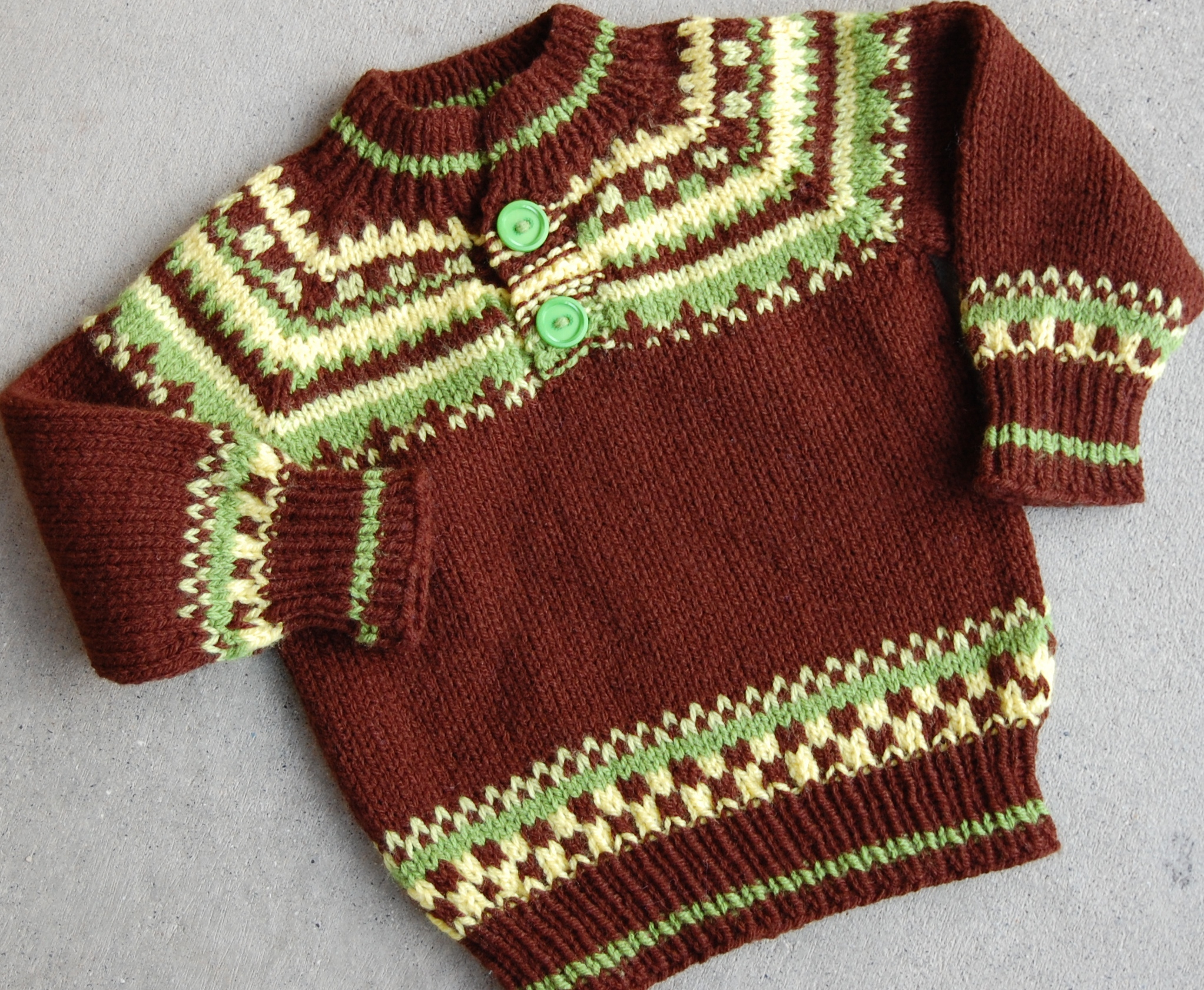Knitted Childrens Sweaters Free Patterns Richdesigns Onepieceknitting