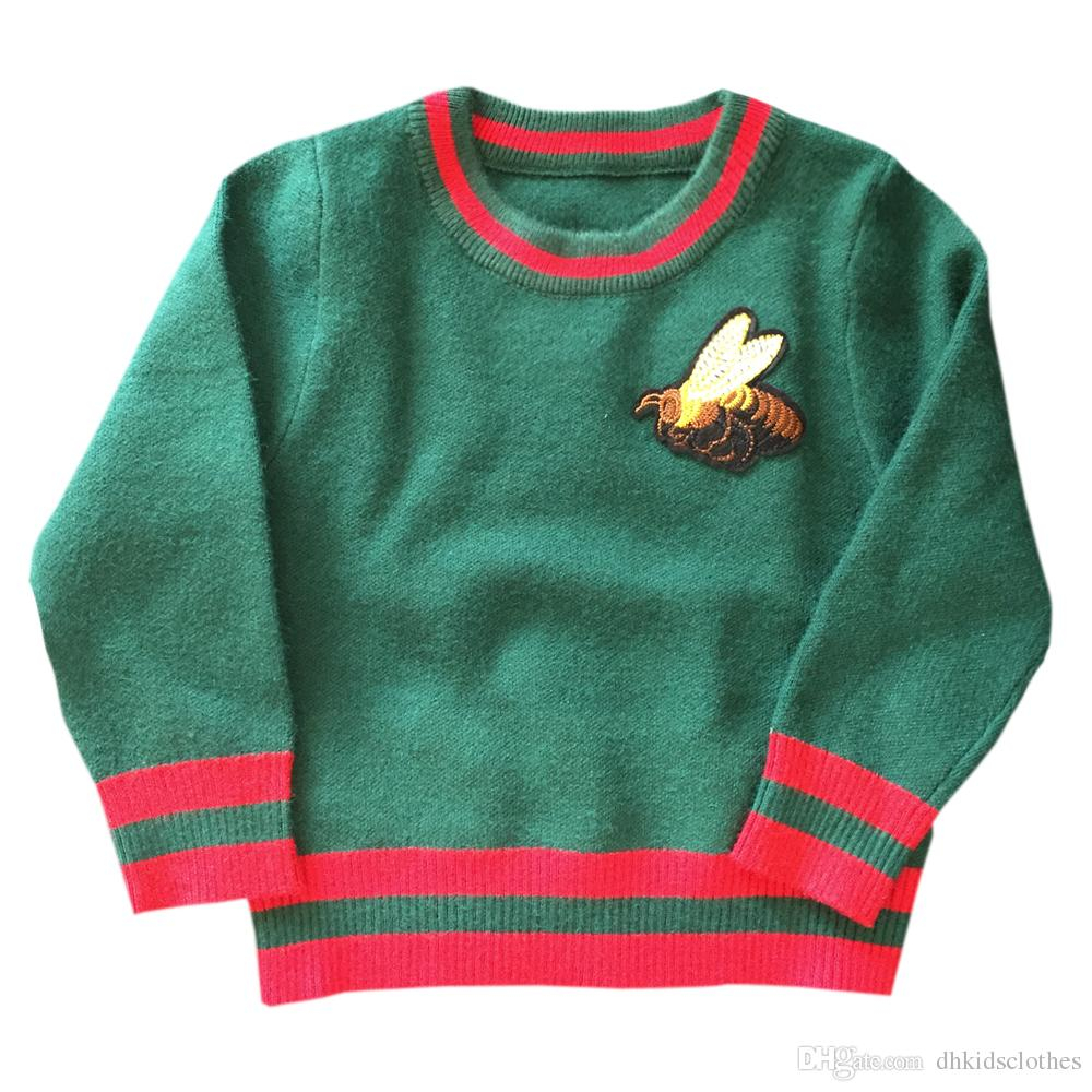 Knitted Childrens Sweaters Free Patterns Seoproductname