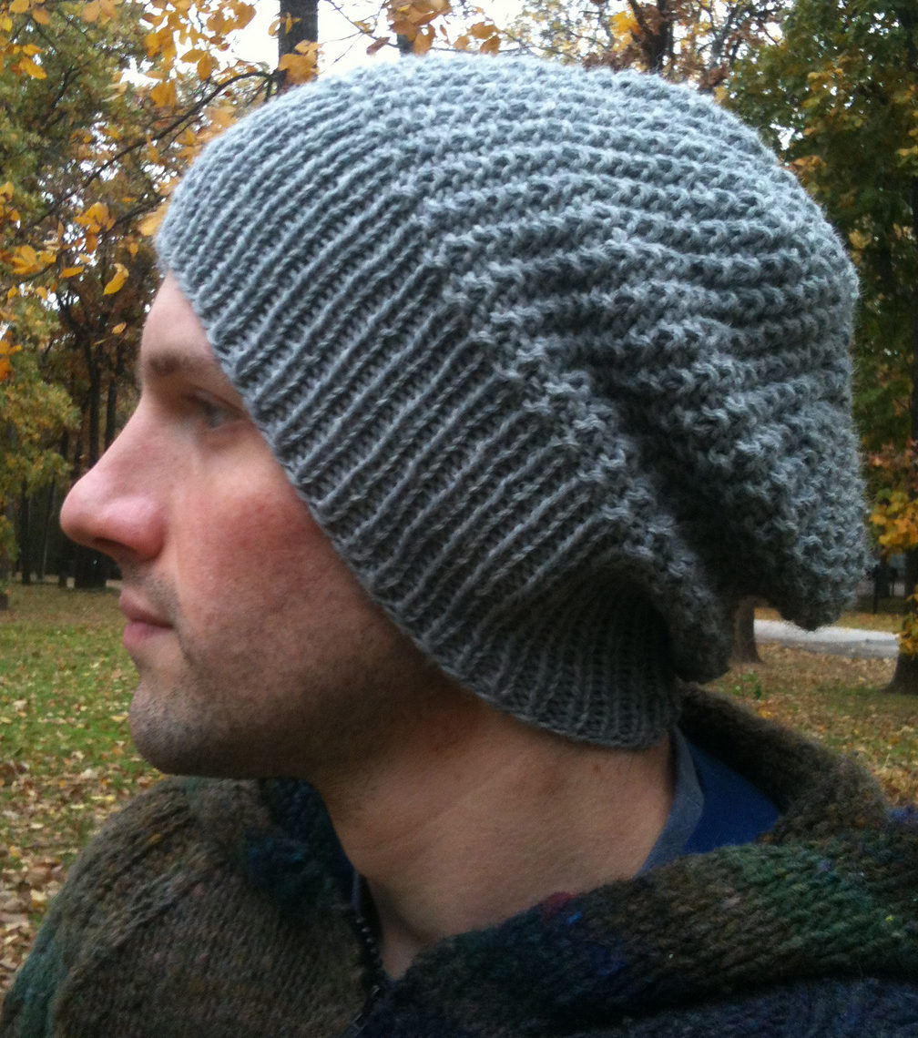 Knitted Hats Patterns 16 Mens Knit Hat Patterns The Funky Stitch