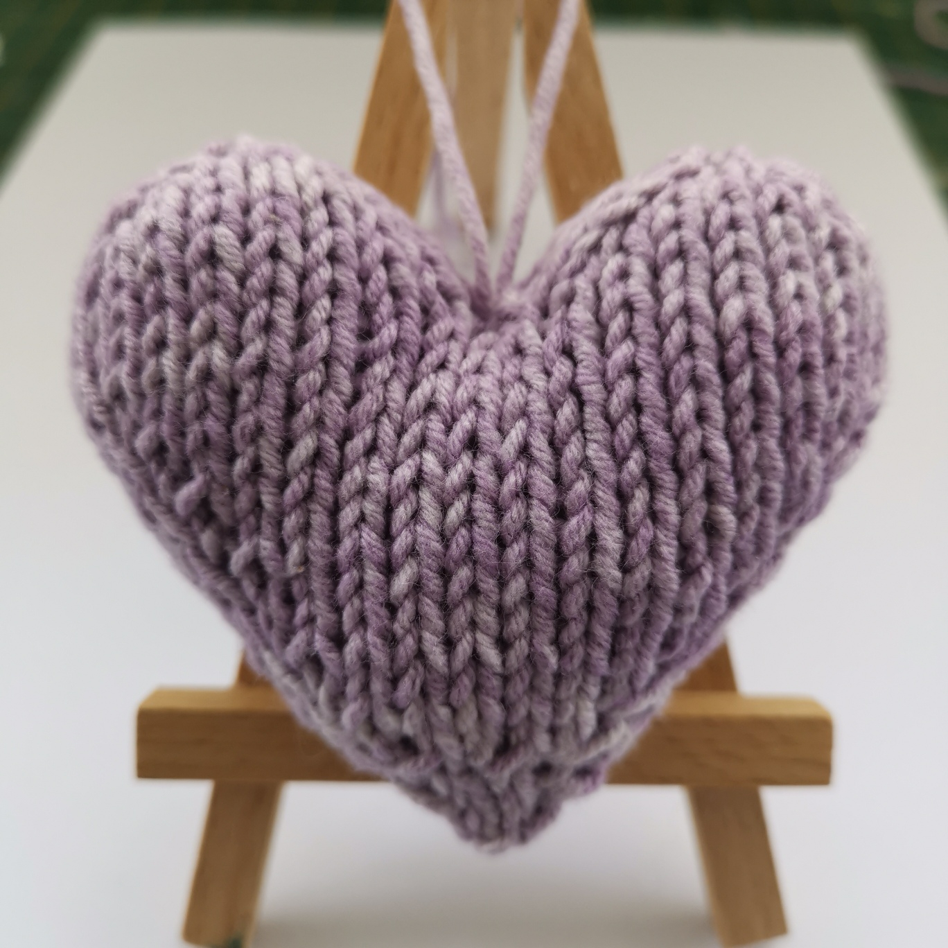 Knitted Heart Pattern My Nearly No Sew Knitted Stuffed Heart Pattern Again