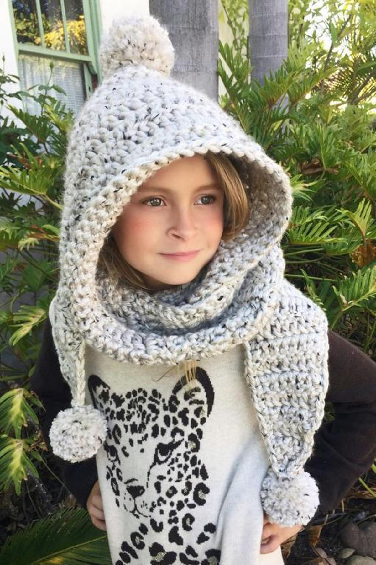 Knitted Hood Scarf Pattern Hooded Scarf Crochet Pattern Designs For A Cozy Winter