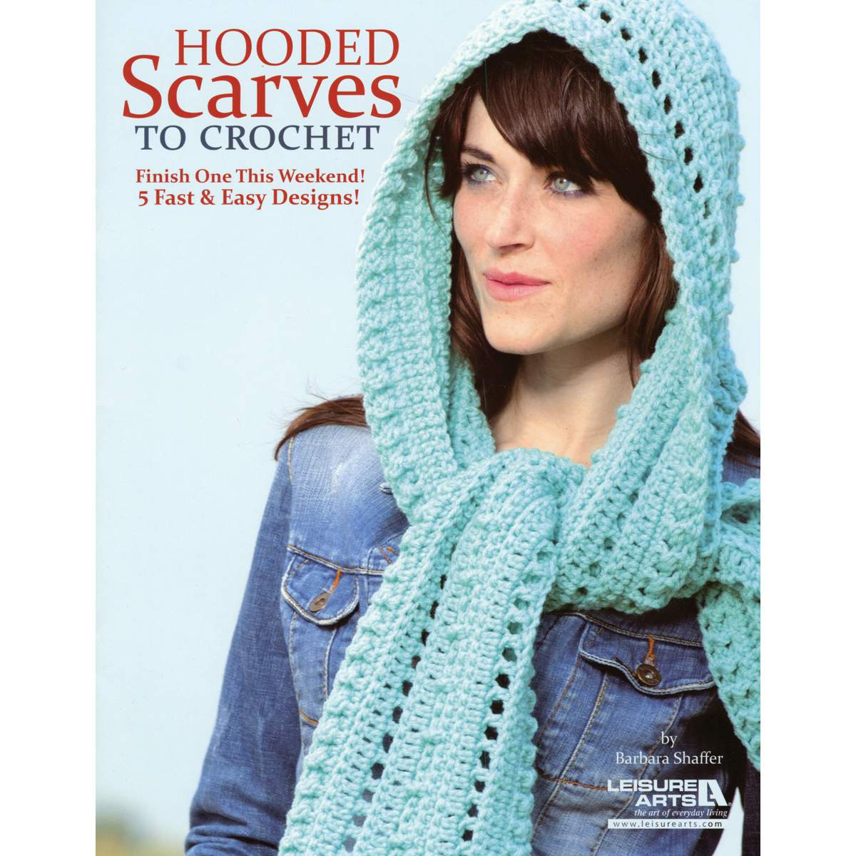 Knitted Hood Scarf Pattern Hooded Scarves