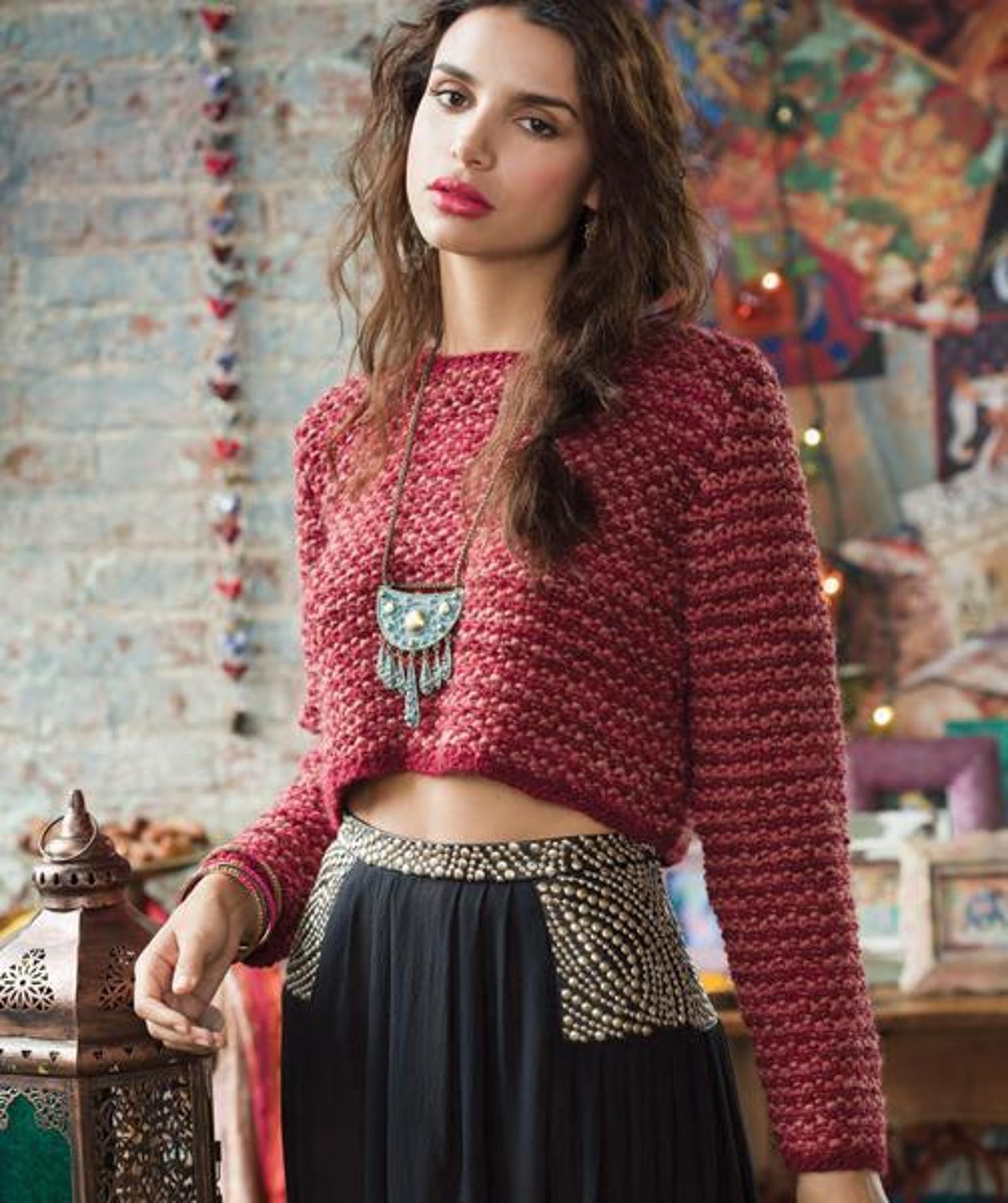 Knitted Jacket Patterns 12 Trendy Cropped Sweater Knitting Patterns For Summer