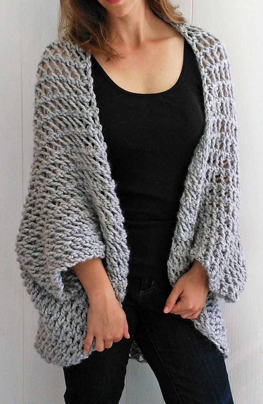 Knitted Jacket Patterns Easy Cardigan Knitting Patterns In The Loop Knitting
