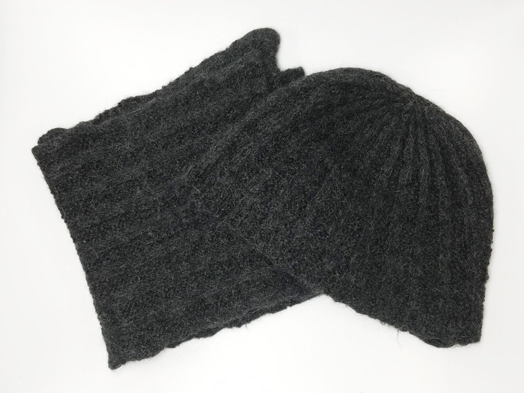 Knitted Mens Hat Patterns Knitting Easy Mens Knit Hat And Scarf Set River City Belle