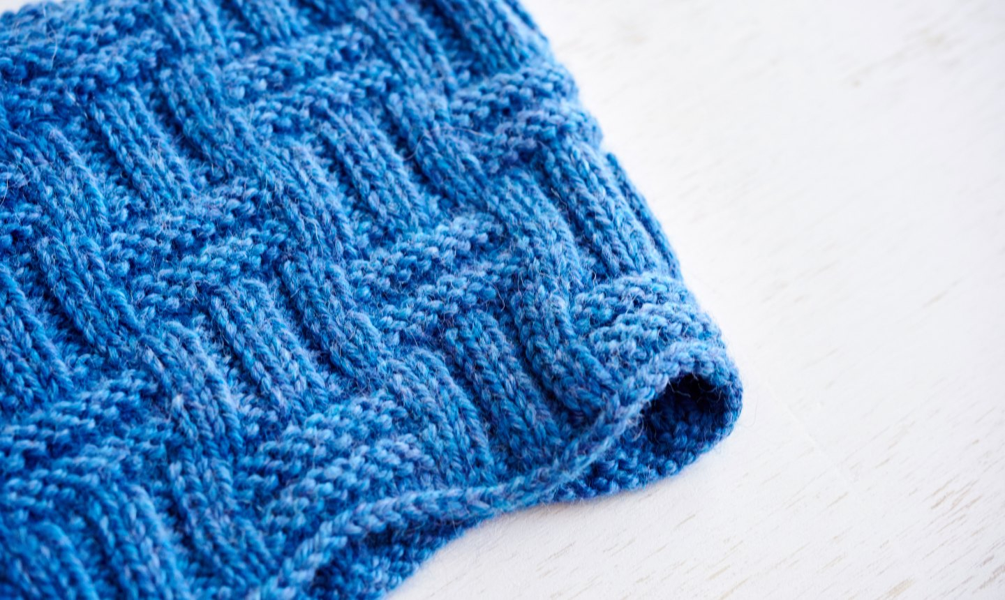 Knitted Pattern Easy Knitted Scarves Cowl Projects