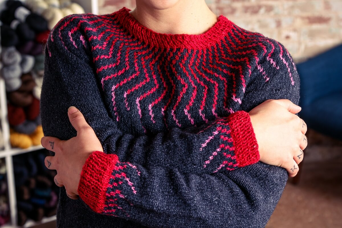 Knitted Pullover Sweater Patterns Webs Yarn Store Blog 5 Twist Collective Patterns To Knit In 2018