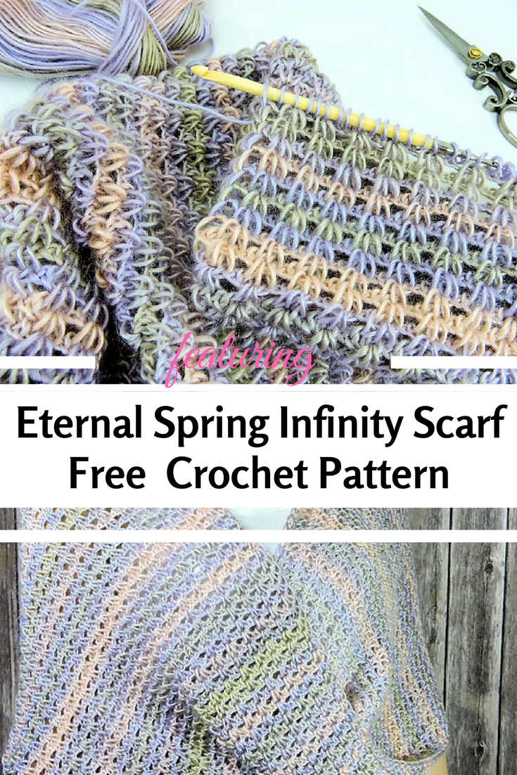 Knitted Scarf Patterns Pinterest Fabulous Easy Tunisian Crochet Scarf Knit And Crochet Daily