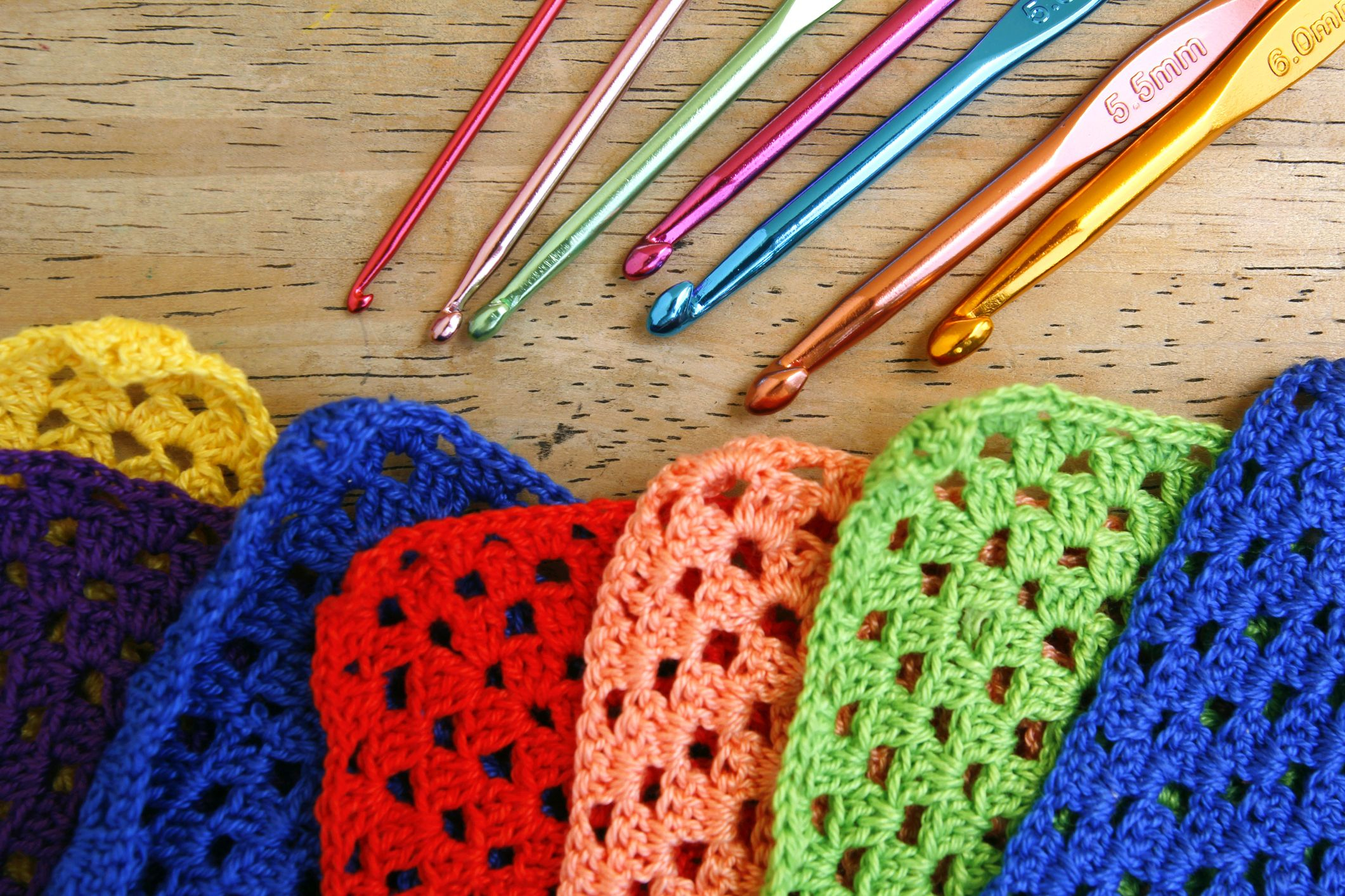 Knitted Squares Patterns Free How To Crochet A Granny Square