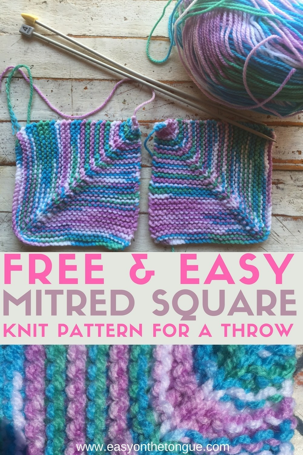 Knitted Squares Patterns Free Knitting Patterns Blanket Squares Tunisian Knitting Patterns