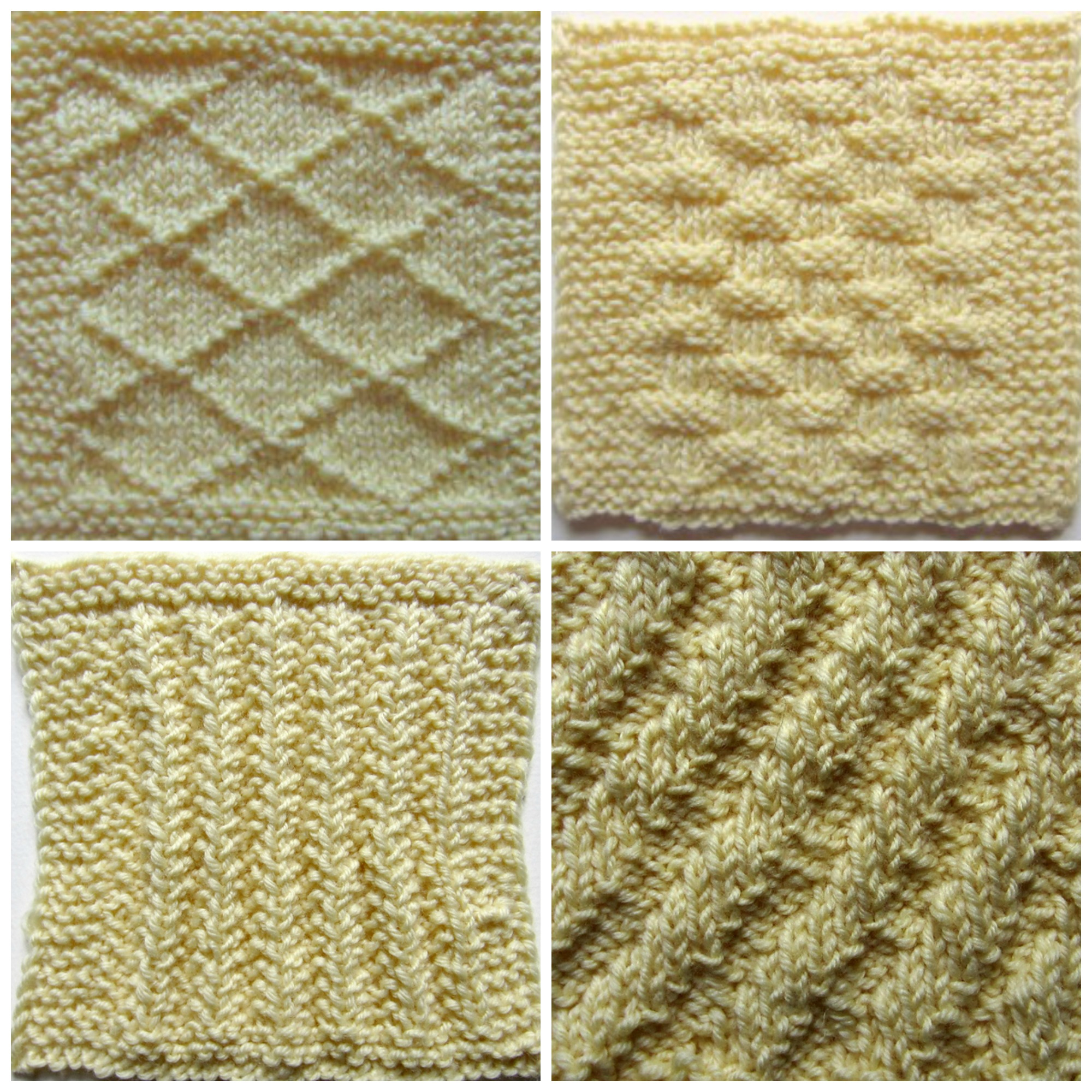 Knitted Squares Patterns Free Knitting Sampler Pillow Part 5 Assembly And Finishing Stitch And