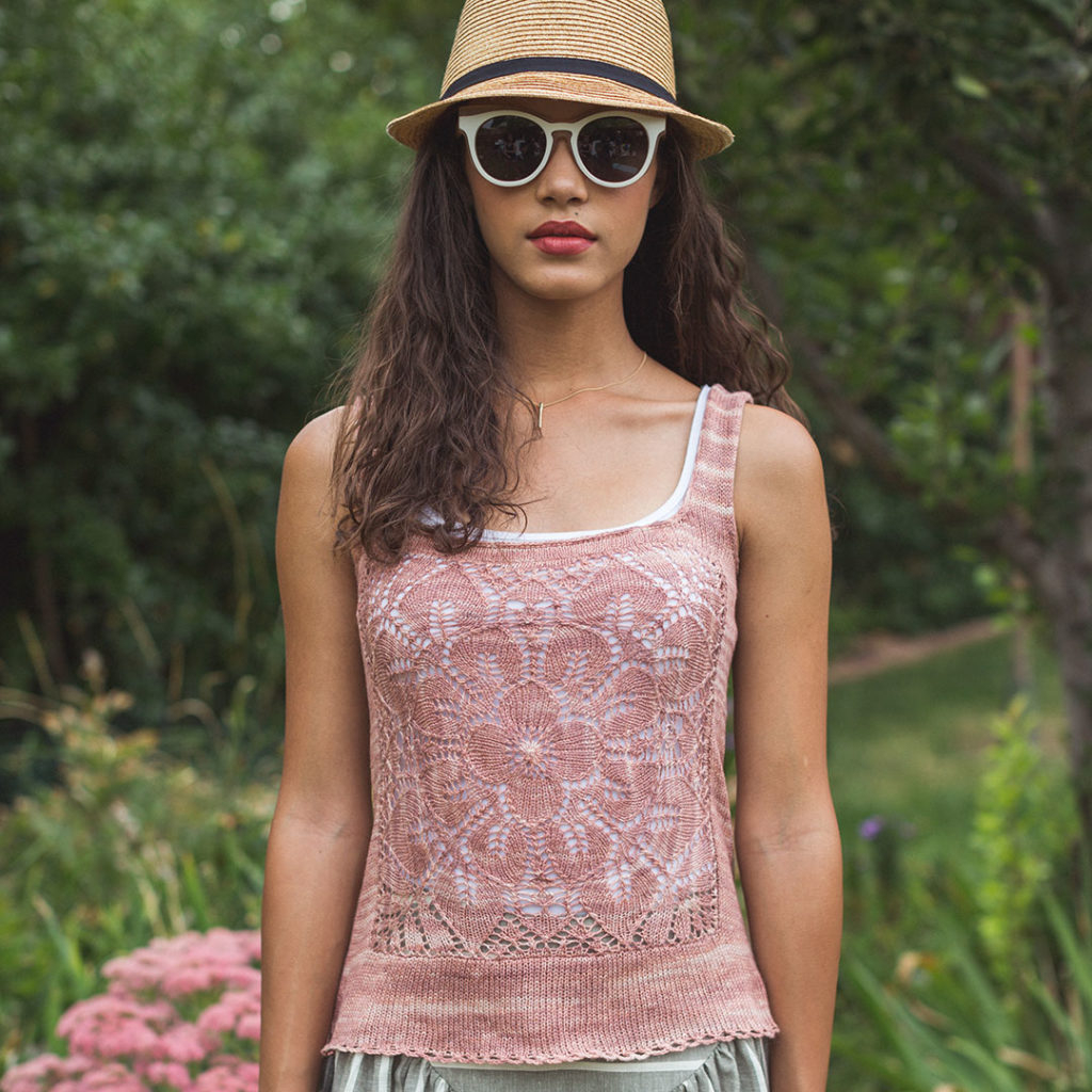 Knitted Tank Top Patterns On Our Radar 10 Best Knitted Tank Top Patterns For Summer Interweave