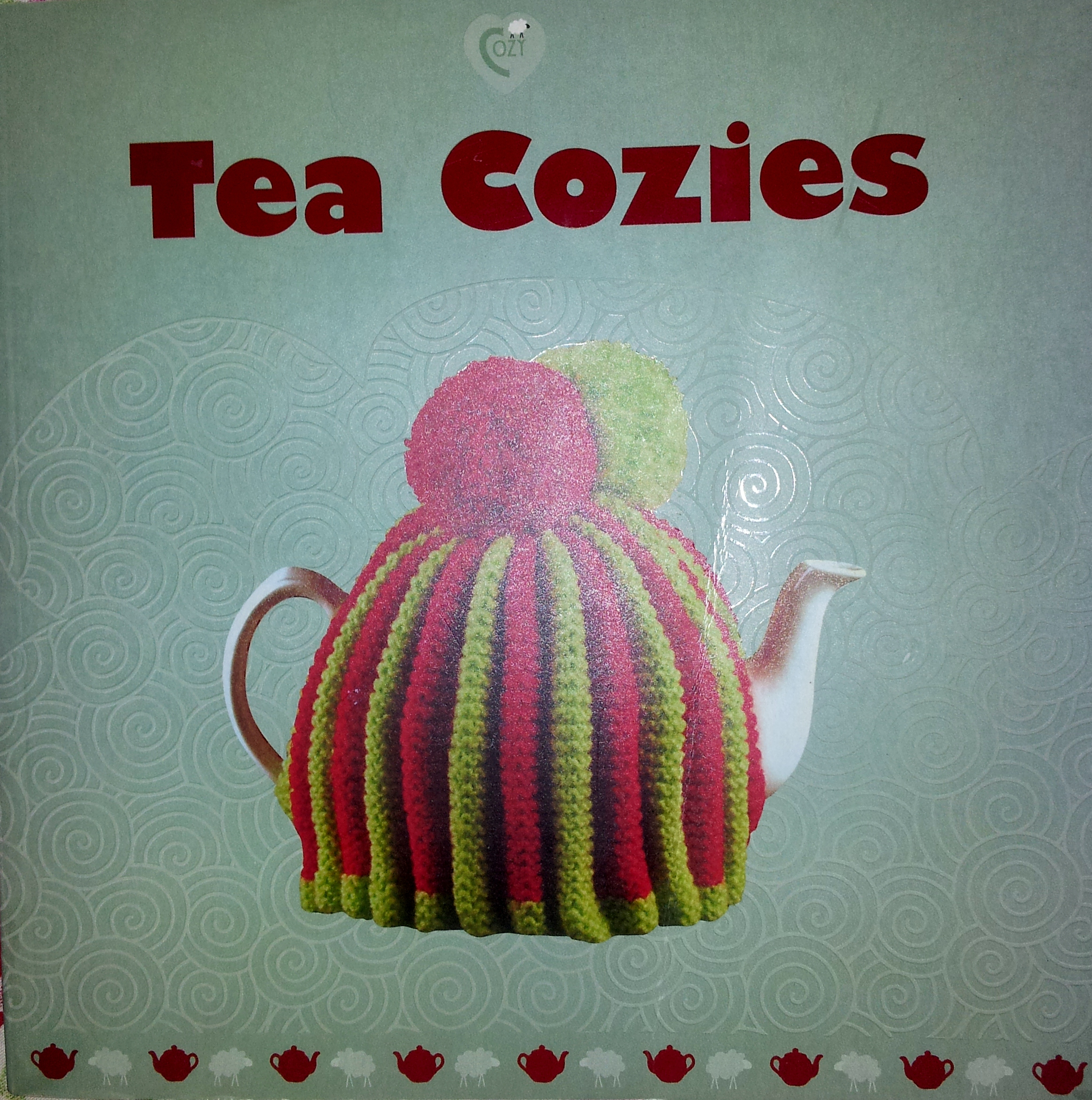 Knitted Tea Cosy Pattern Easy My Vintage Style Knitted Tea Cosy Cozy Thestitchsharer