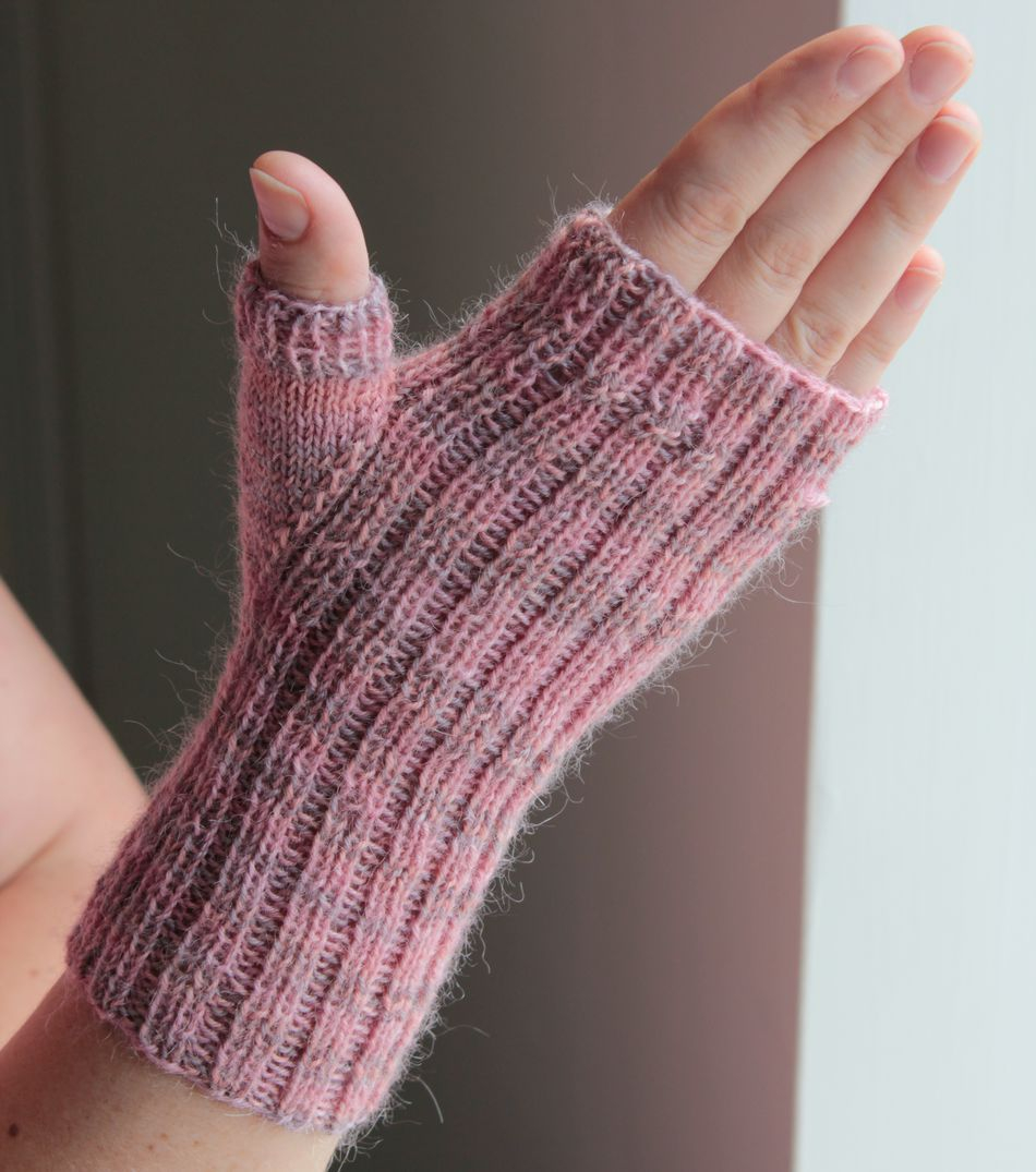 Knitting Pattern For Gloves Fingerless Gloves And Mitts Fingering Weight Knitting Pattern