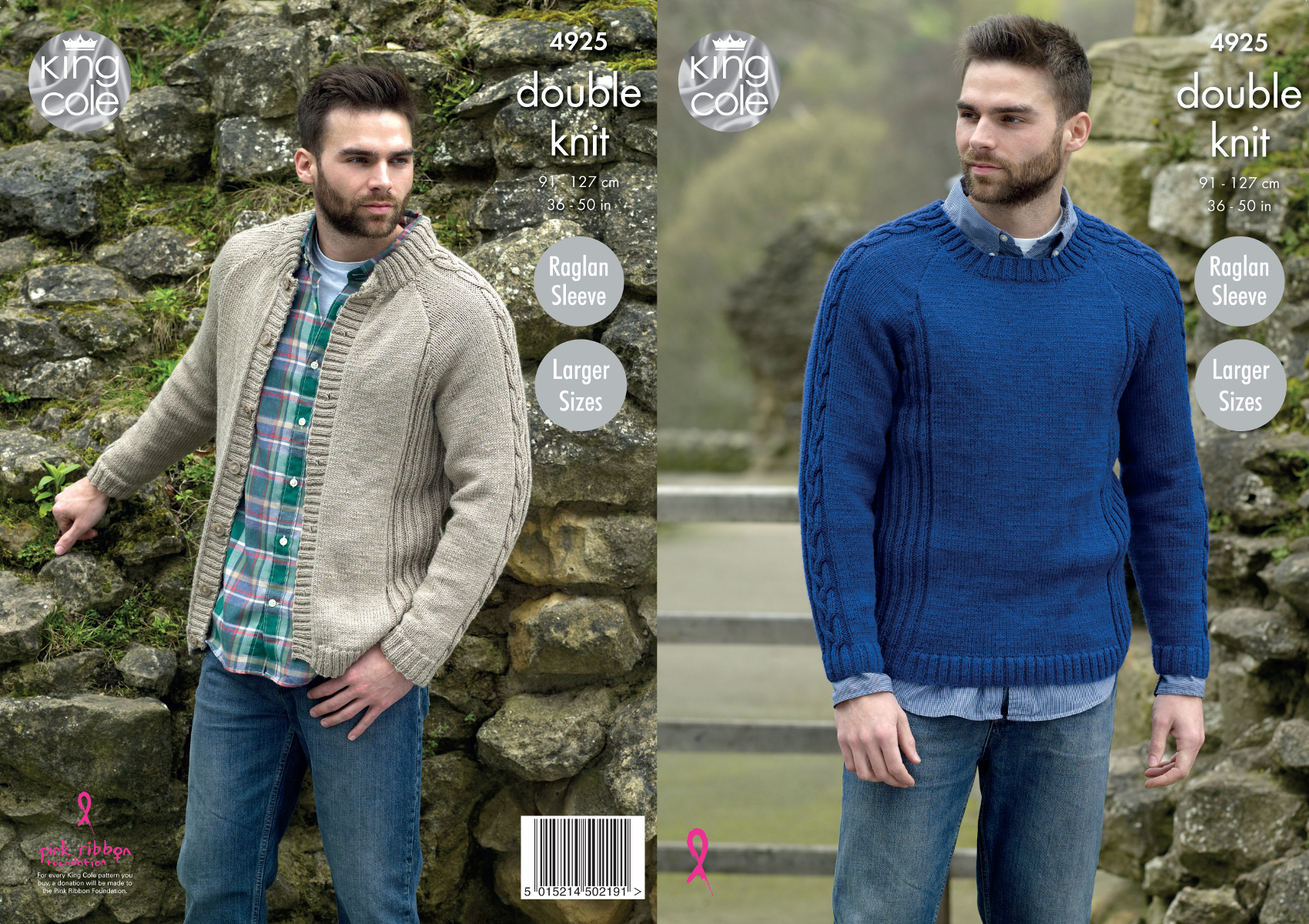 Knitting Pattern Mens Cardigan Details About Mens Double Knitting Pattern King Cole Raglan Sleeve Ribbed Cardigan Jumper 4925