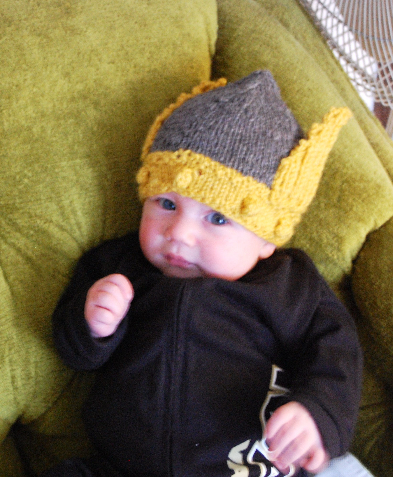 Knitting Patterns Baby Hat Knitting Patterns Galore Vandal Helmetviking Hat