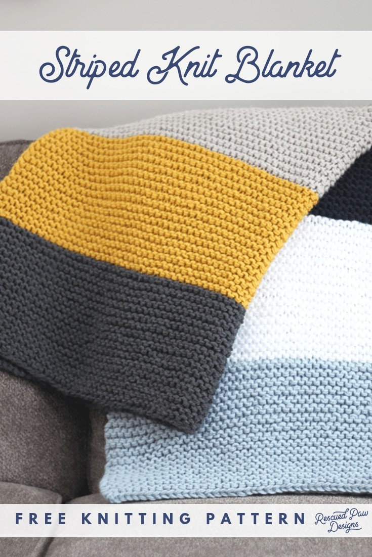Knitting Patterns Designs How To Knit A Blanket Free Knitting Pattern Free Step Step
