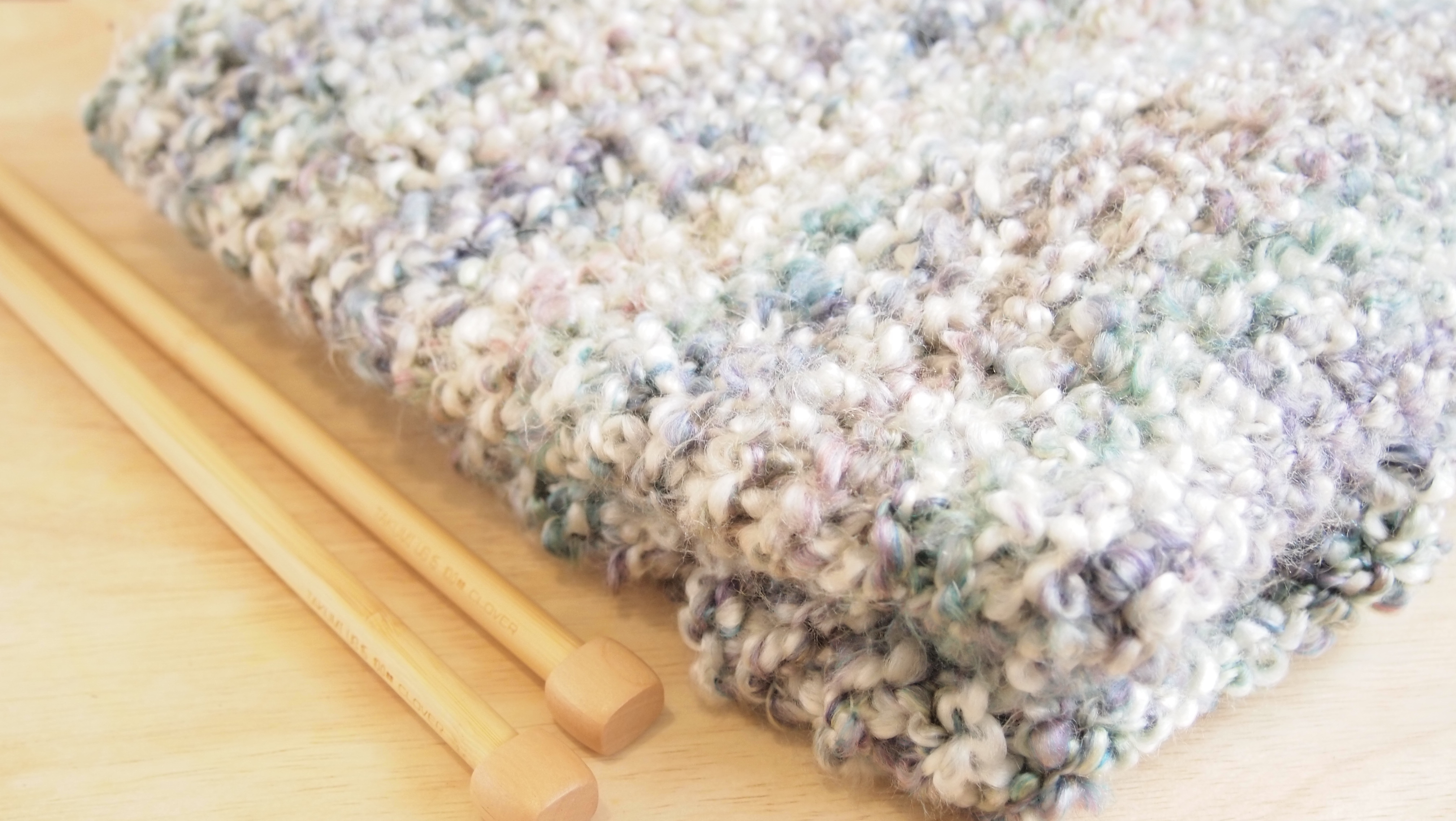 Knitting Patterns For Baby Blankets Easy How To Knit A Ba Blanket 12 Steps With Pictures Wikihow