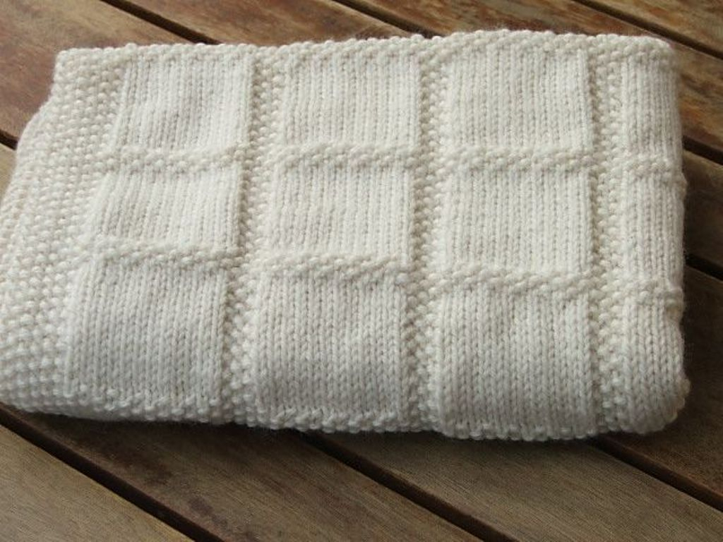 Knitting Patterns For Baby Blankets Easy How To Knit Ba Blanket Easy Beautiful And Beginner Knitting