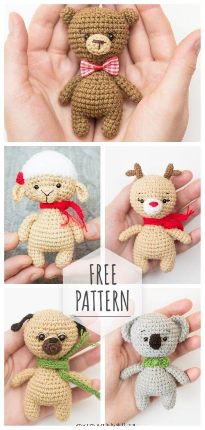 Knitting Patterns For Baby Toys Ba Knitting Patterns Knitted Toys According To One Scheme