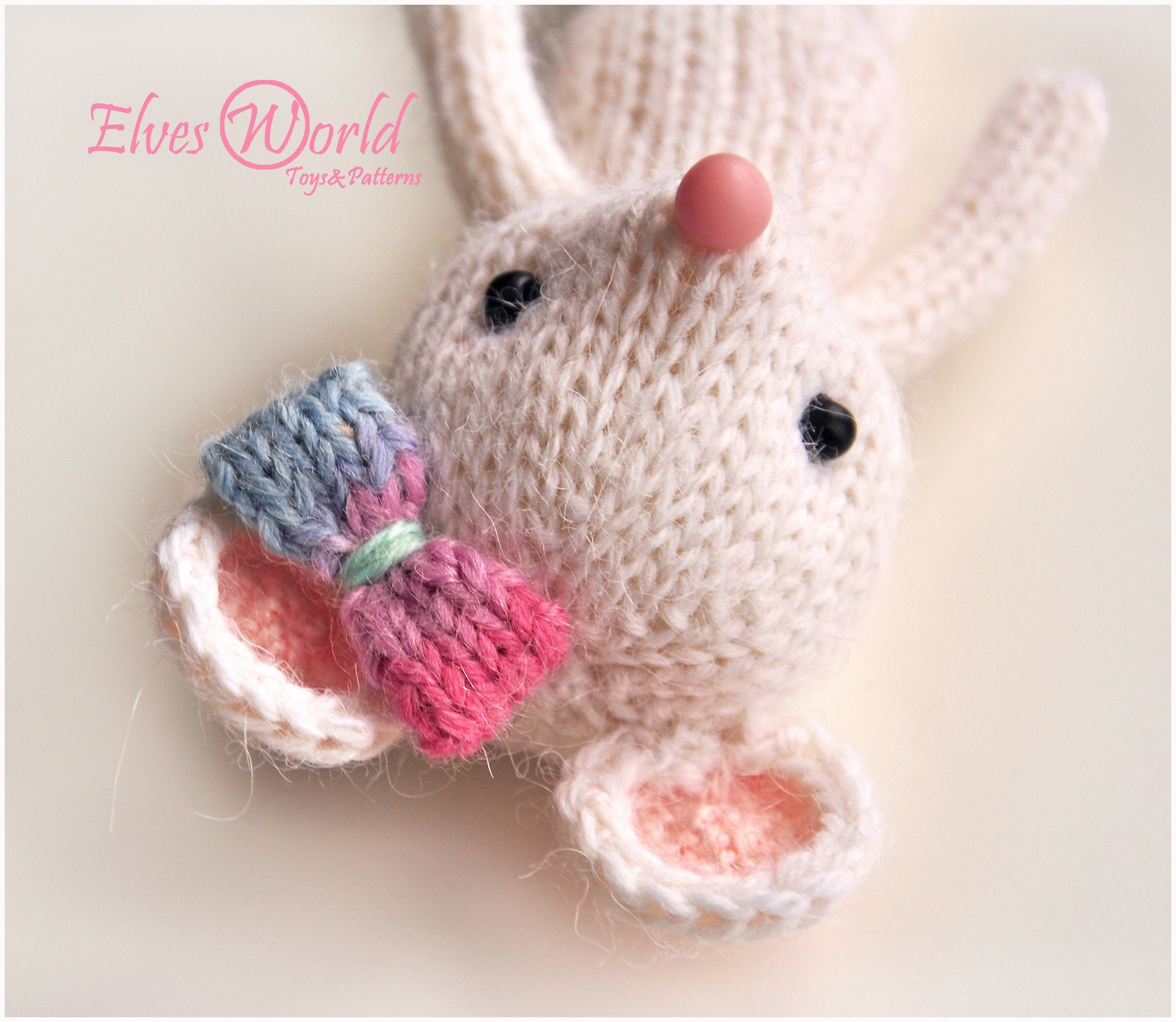 Knitting Patterns For Baby Toys Knitting Patterns Toy Mouse Pdf Knitted Animal Pattern Stuffed Toy Making Diy Toy Ba Mouse Valentine Amigurumi Pattern Patterns Ba Toy