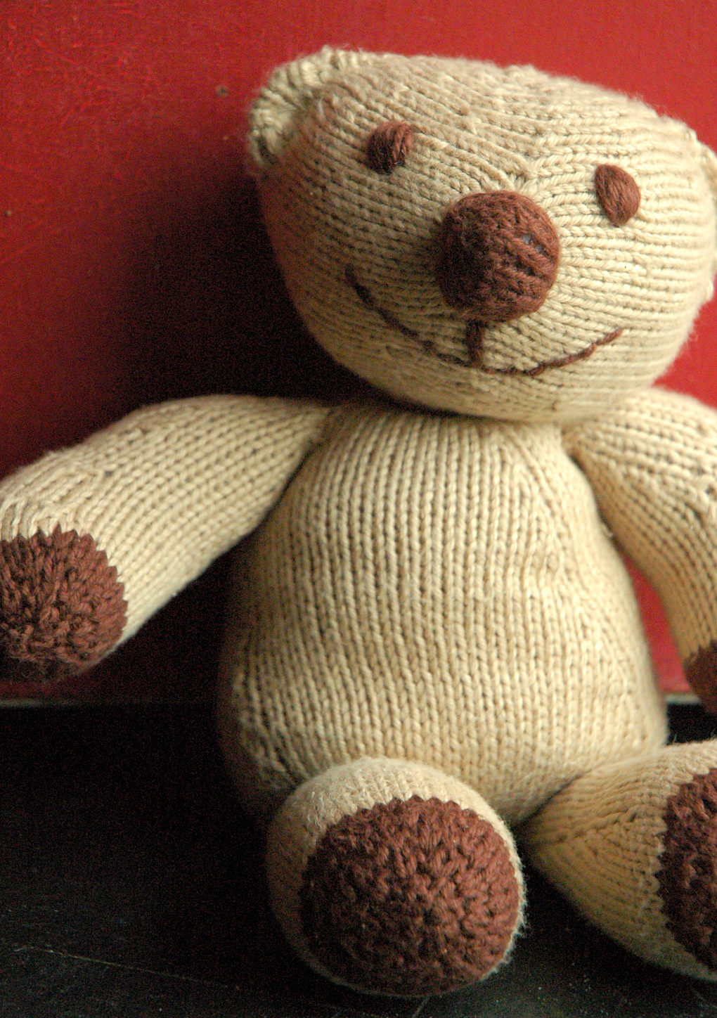 Knitting Patterns For Baby Toys Teddy Bear Knitting Patterns In The Loop Knitting