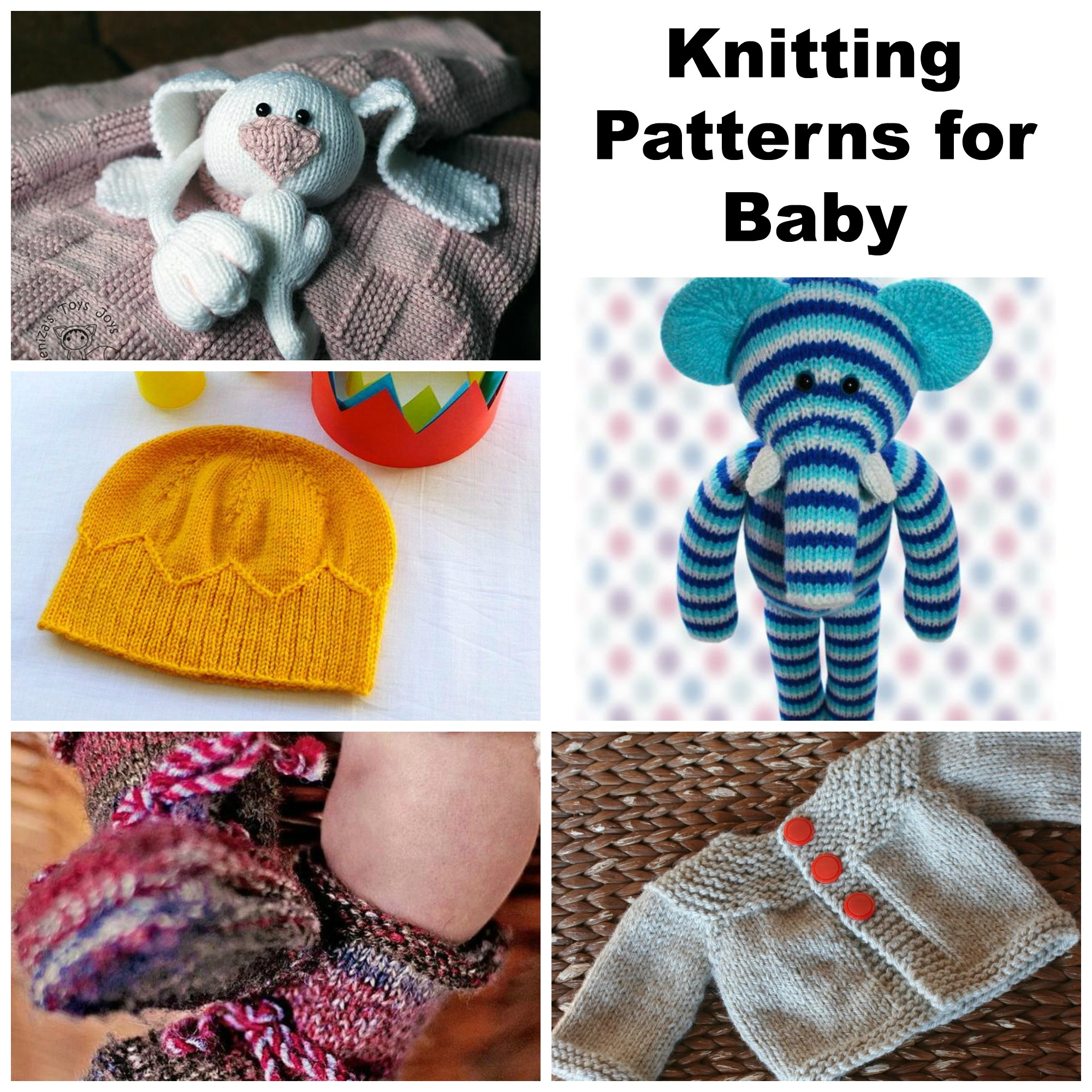 Knitting Patterns For Baby Toys The Best Ba Knitting Patterns On Craftsy