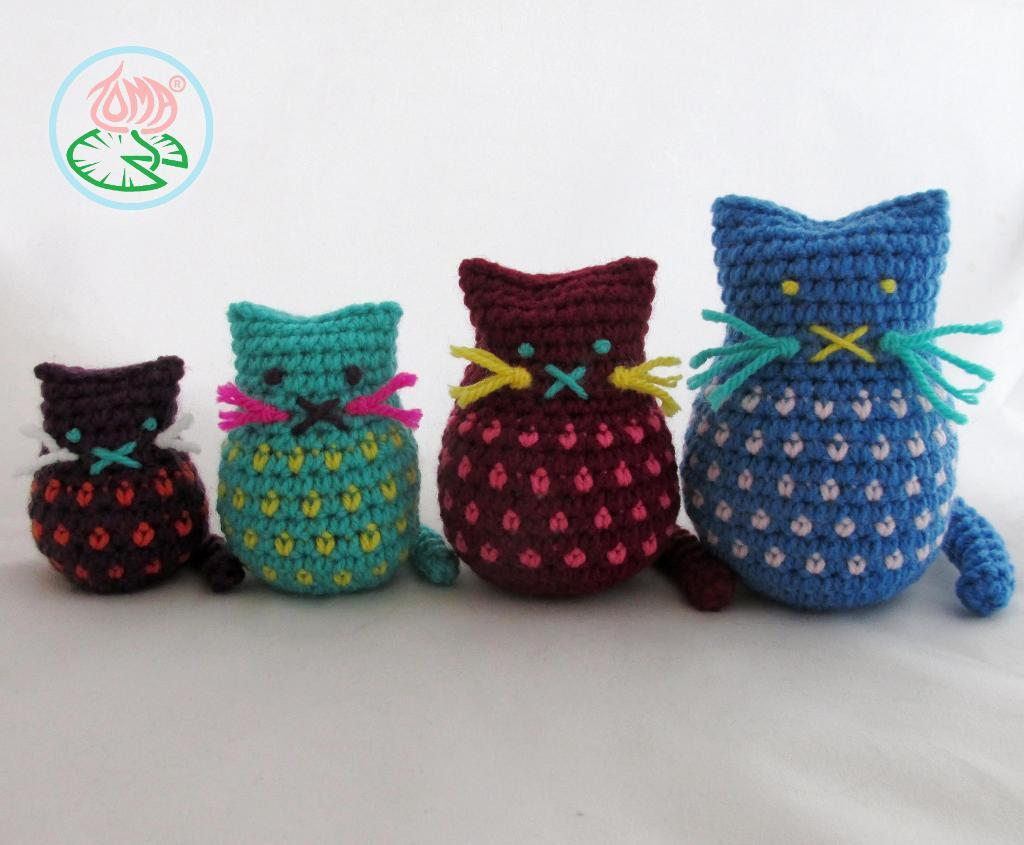 Knitting Patterns For Cat Toys 5 Types Of Amigurumi Eyes For Your Cuddly Creation
