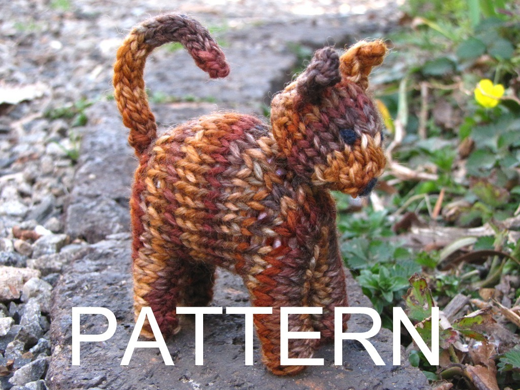 Knitting Patterns For Cat Toys Free Knitting Patterns For Toy Cats