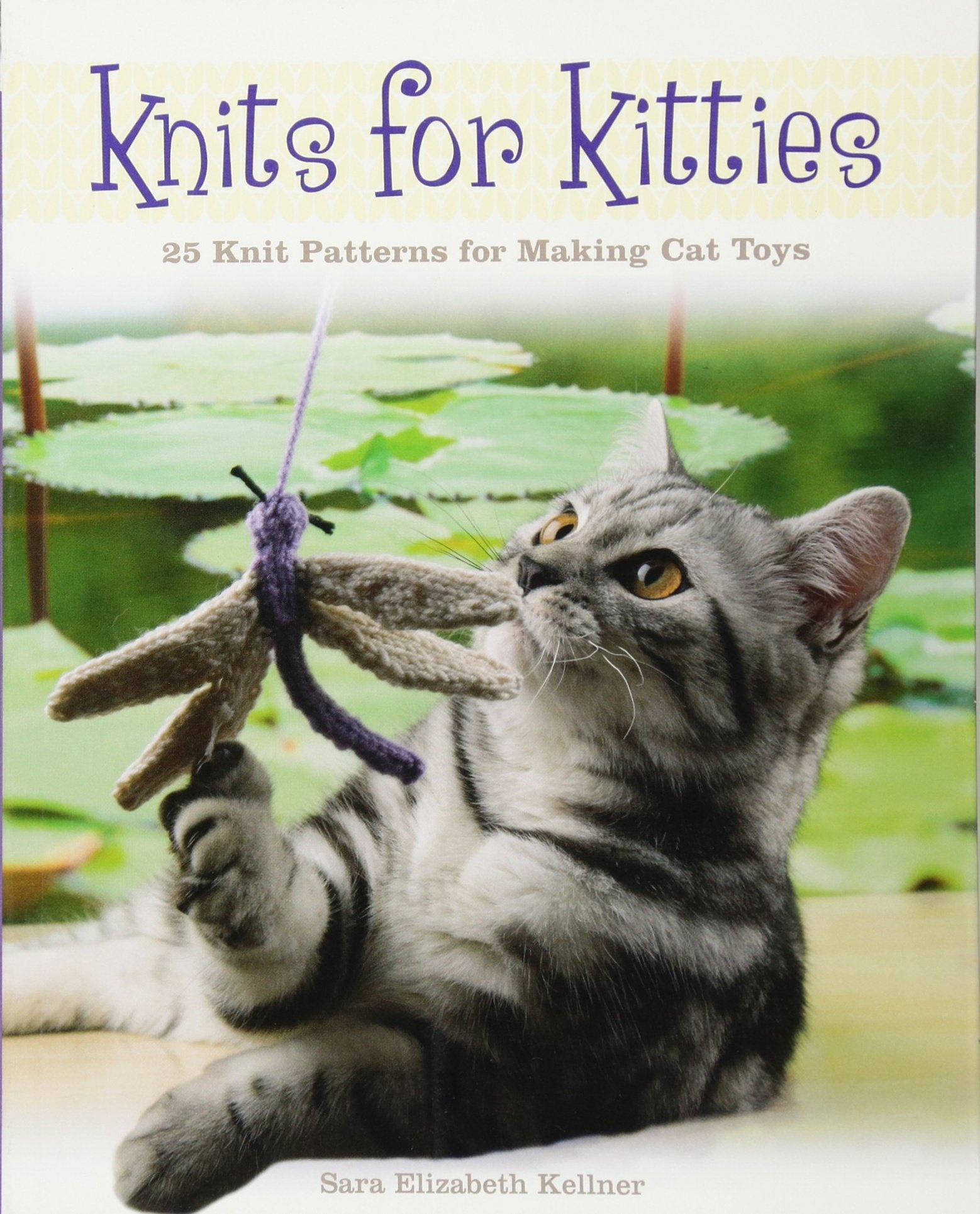 Knitting Patterns For Cat Toys Knits For Kitties