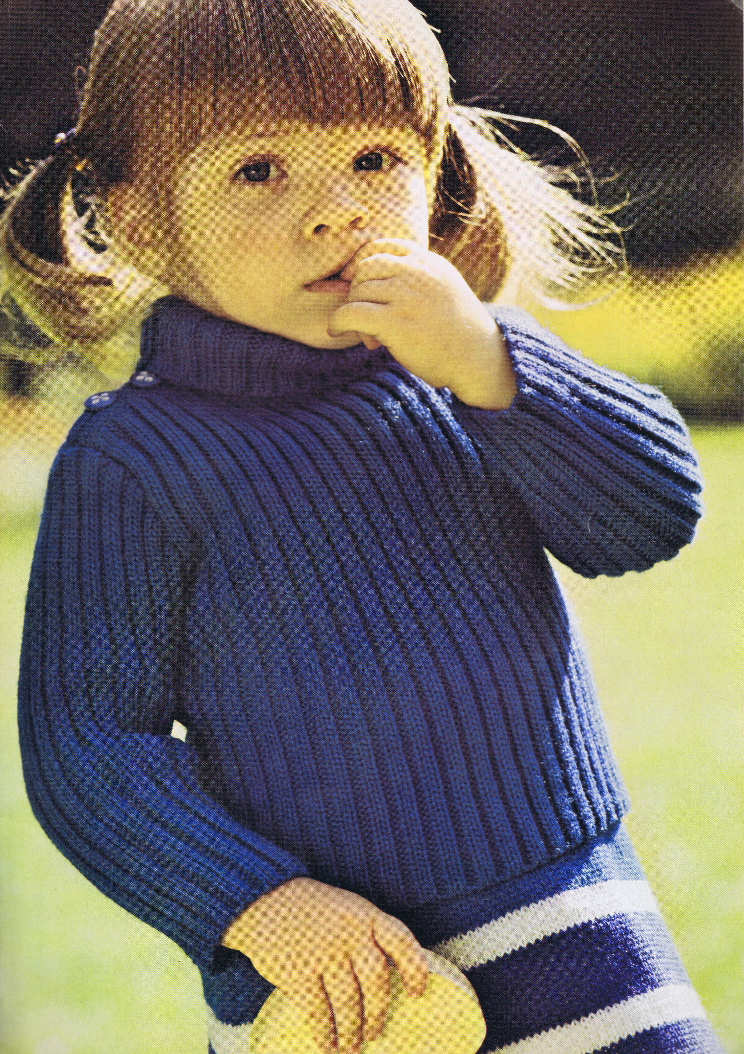 Knitting Patterns For Childrens Sweaters Free Free Knitting Pattern Turtleneck Sweater Children Girls Boys