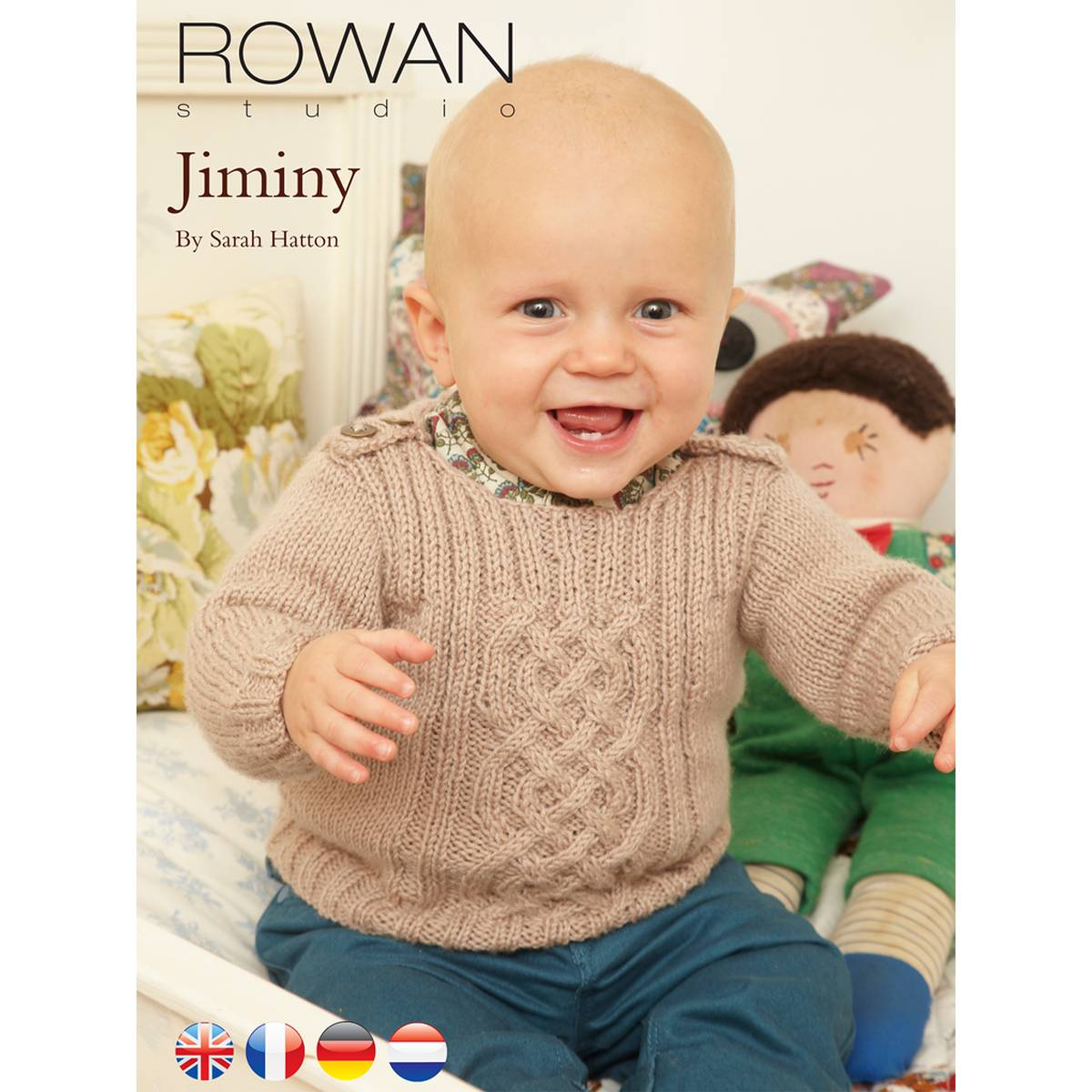 Knitting Patterns For Childrens Sweaters Free Free Pattern Rowan Jiminy Cable Sweater Hobcraft