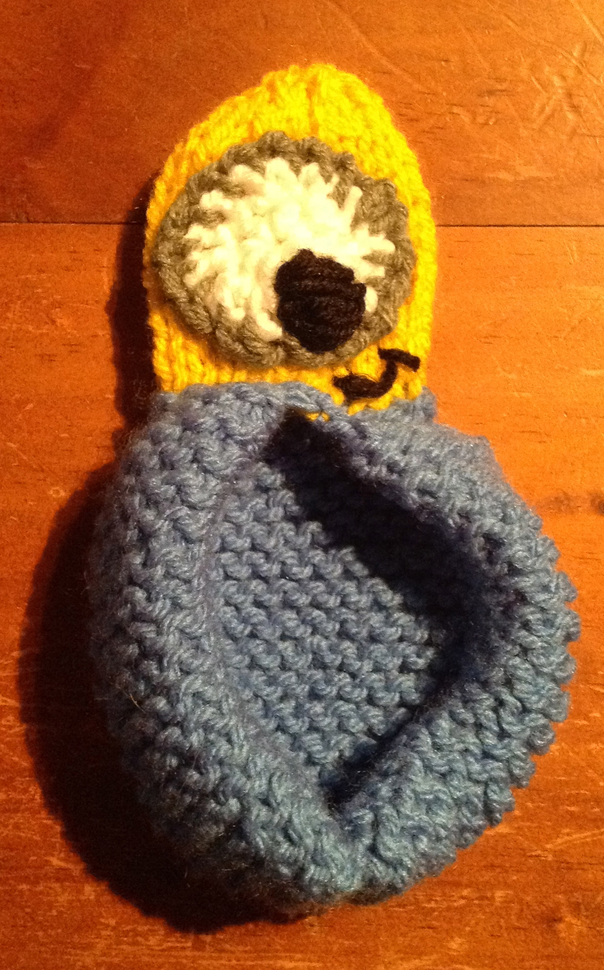 Knitting Patterns For Minion Hats Free Despicable Me Minion Knitting Patterns The Knit Guru