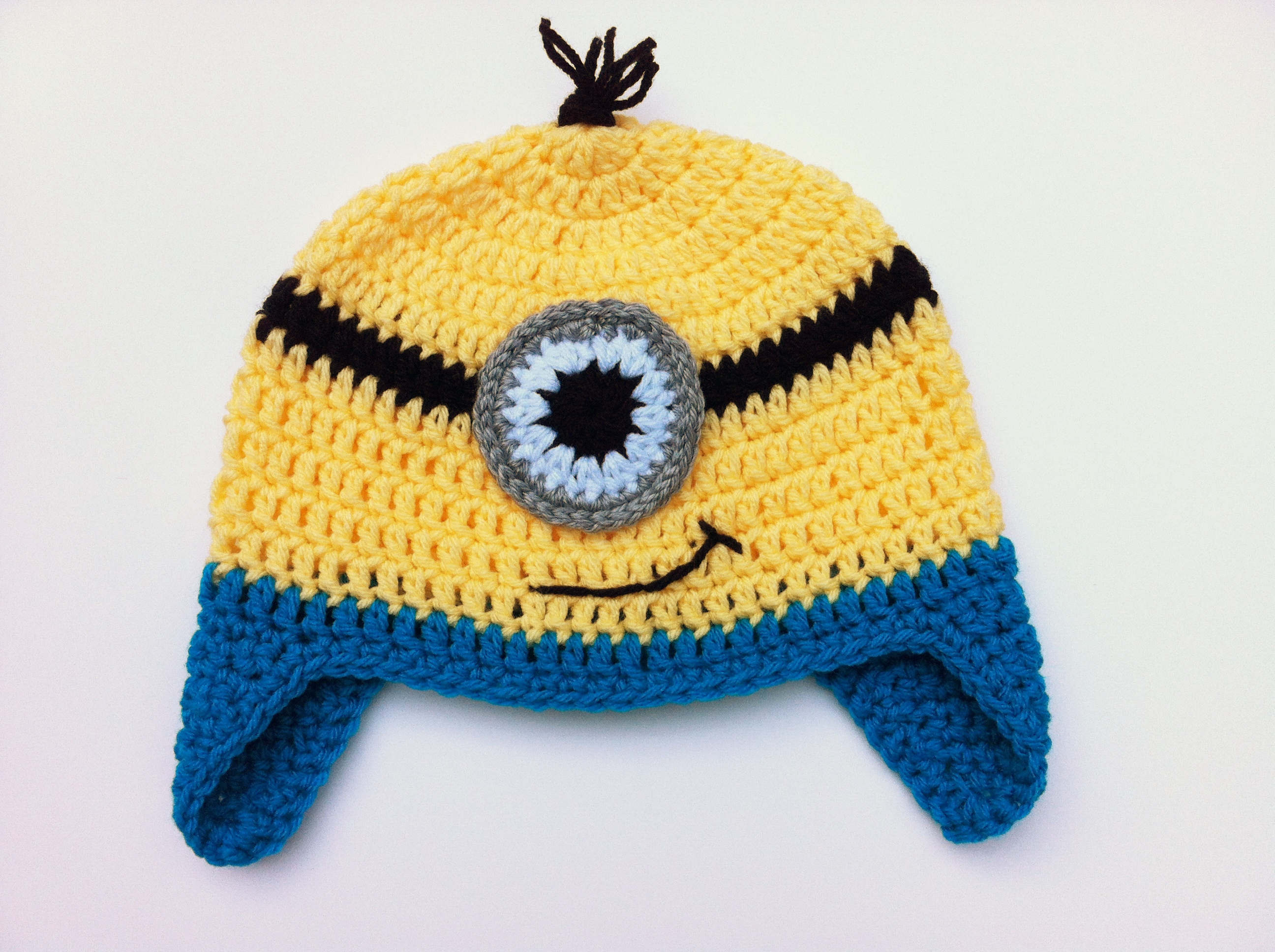 Knitting Patterns For Minion Hats Season For Minions