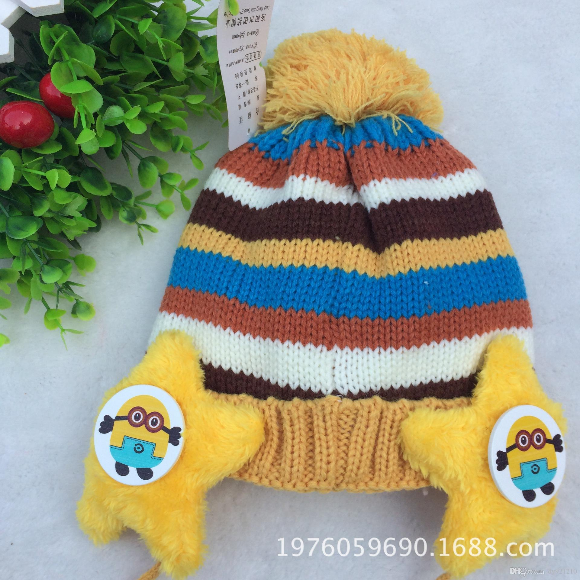 Knitting Patterns For Minion Hats Seoproductname
