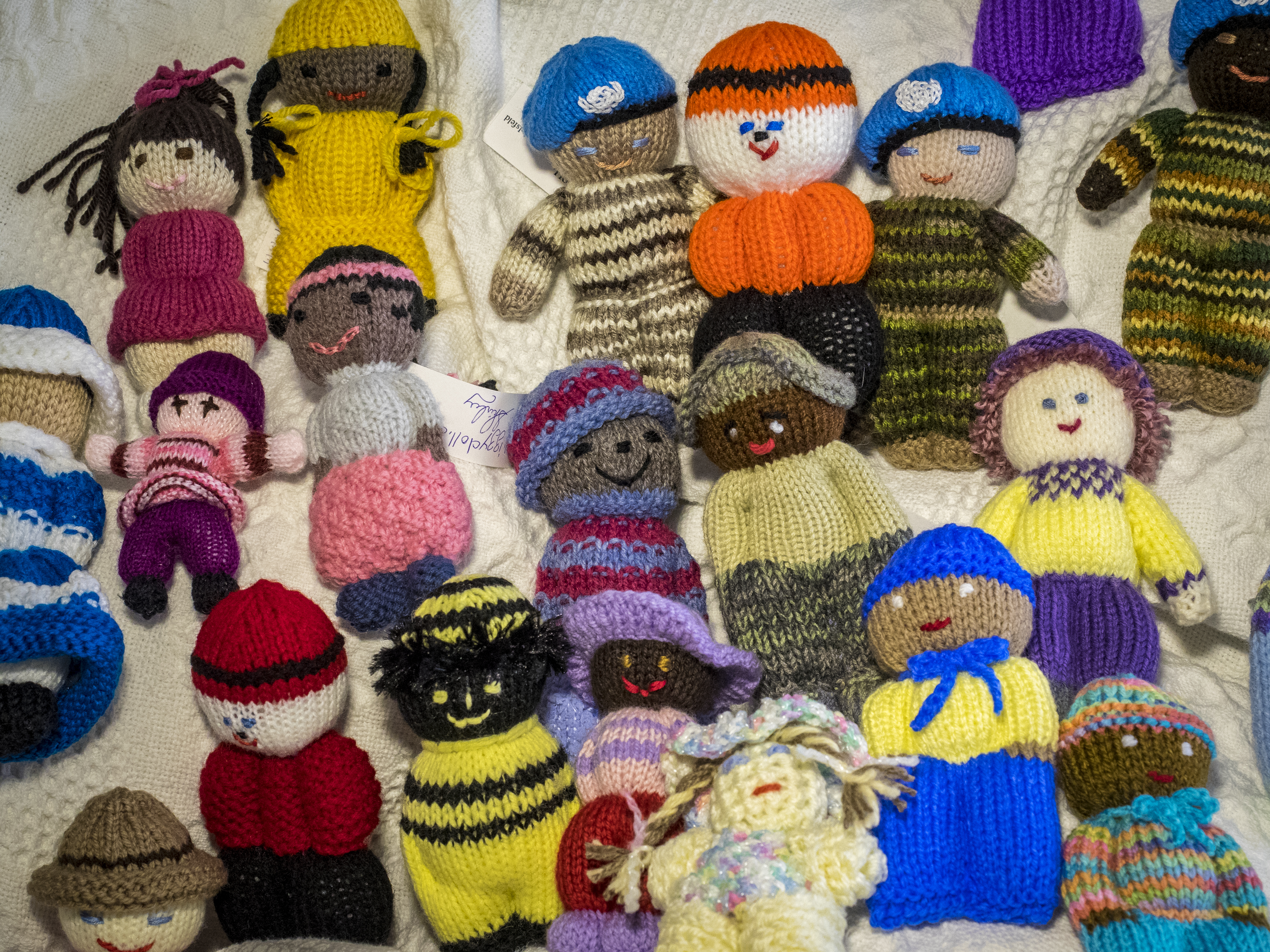 Knitting Patterns For Toys Uk Knit An Izzy Doll For Charity To Spread A Message Of Love And Peace