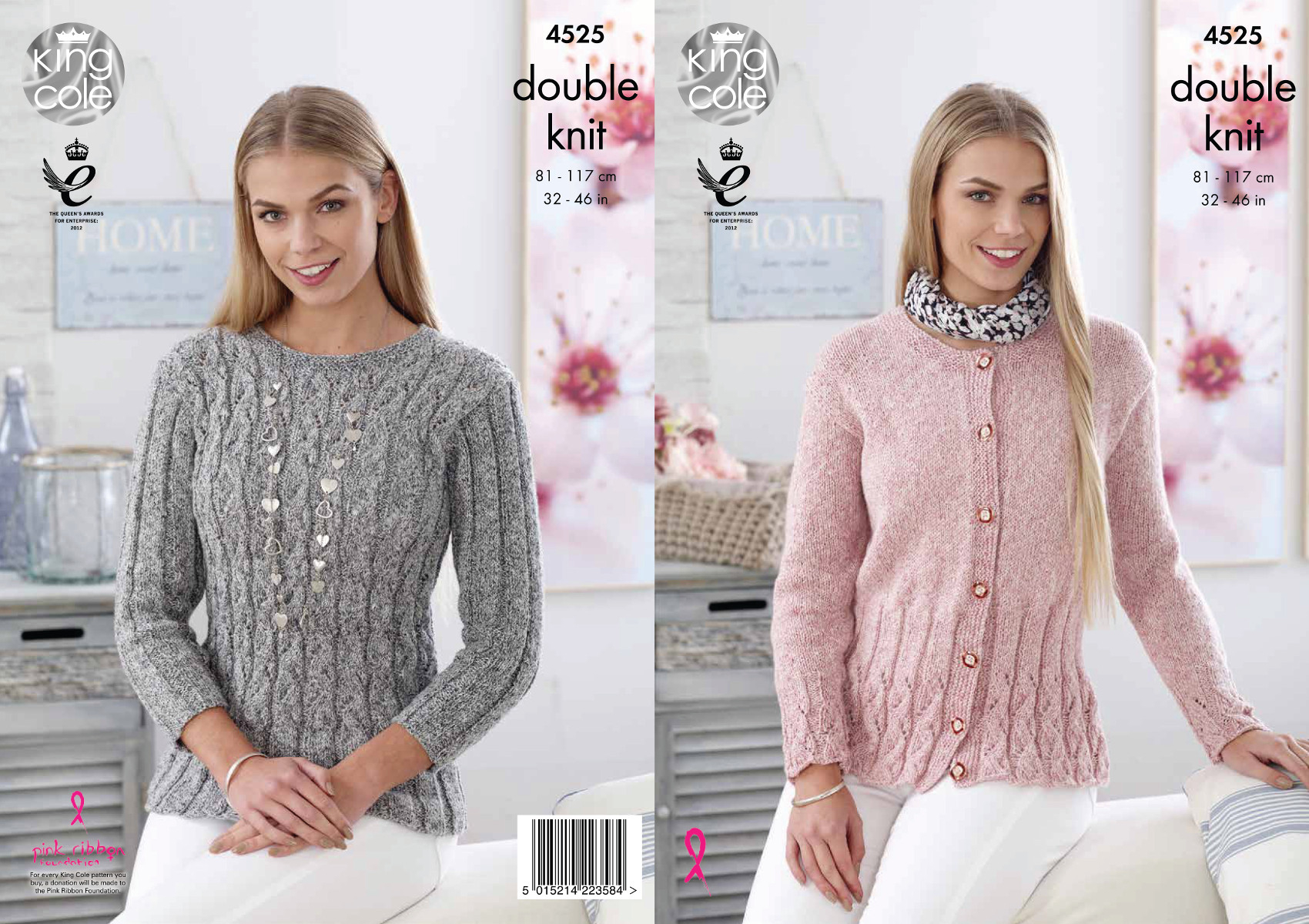 Knitting Patterns For Women Details About Ladies Lacy Cardigan Sweater Knitting Pattern King Cole Authentic Dk 4525
