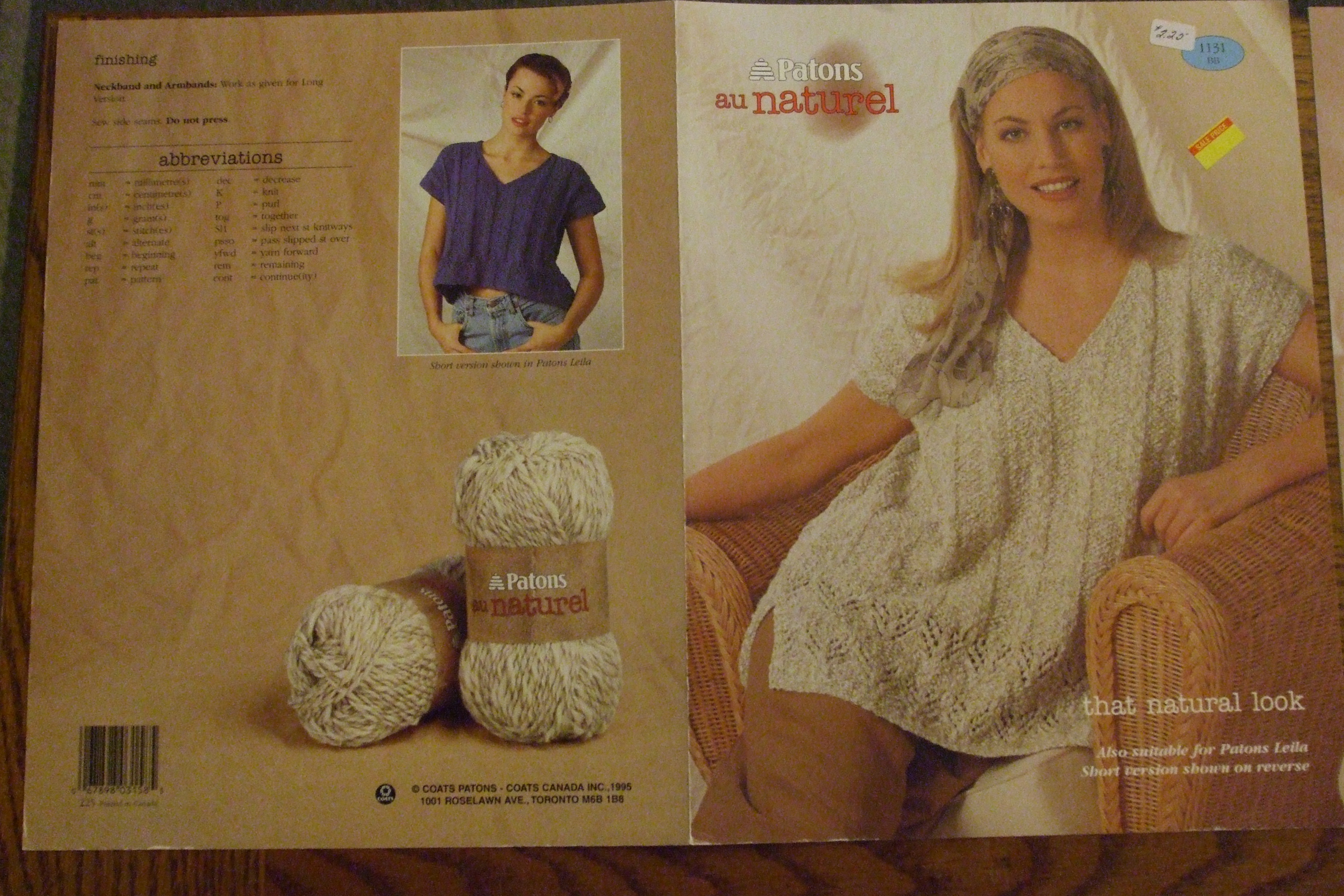 Knitting Patterns For Women Patons Knitting Patterns Women Pullover Sweater Vest Tops Sz30 40