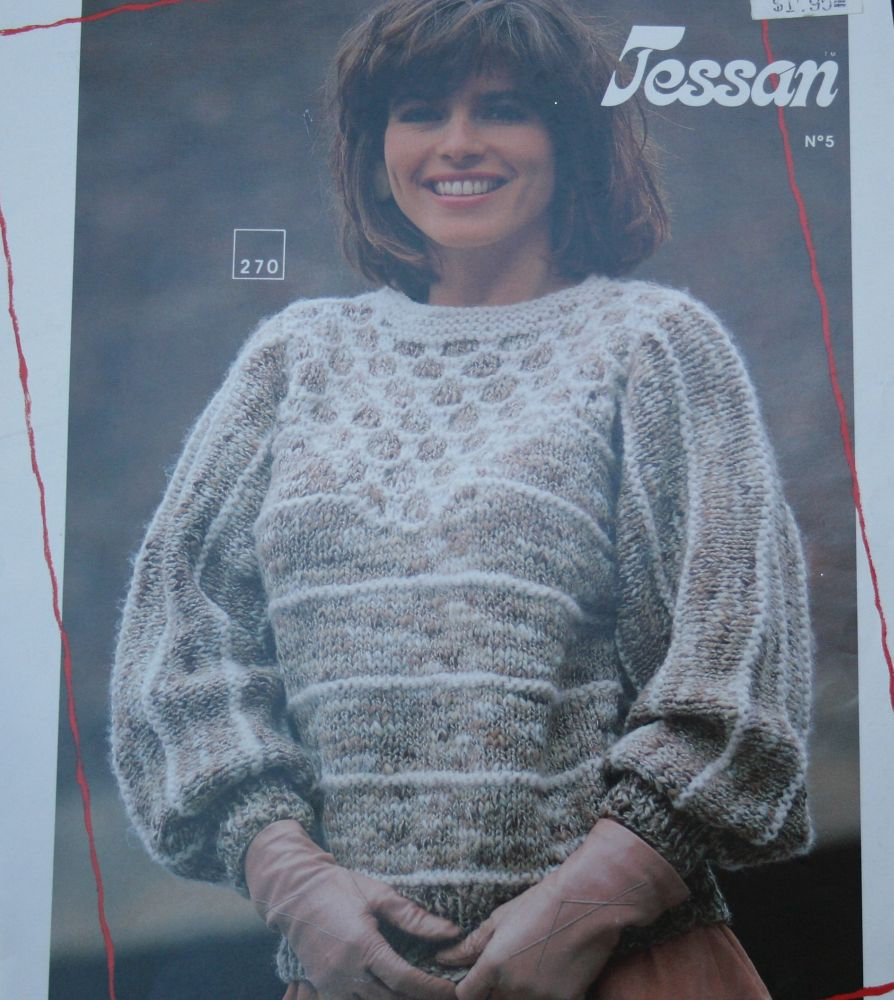 Knitting Patterns For Women Sweater Knitting Patterns Women Tessan Special 5001 English French Vest Men Vintage Paper Original Not A Pdf