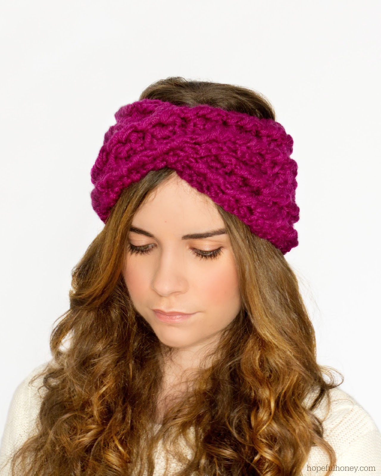 Knitting Patterns Headbands Ear Warmer 14 Cable Knitting Patterns The Funky Stitch