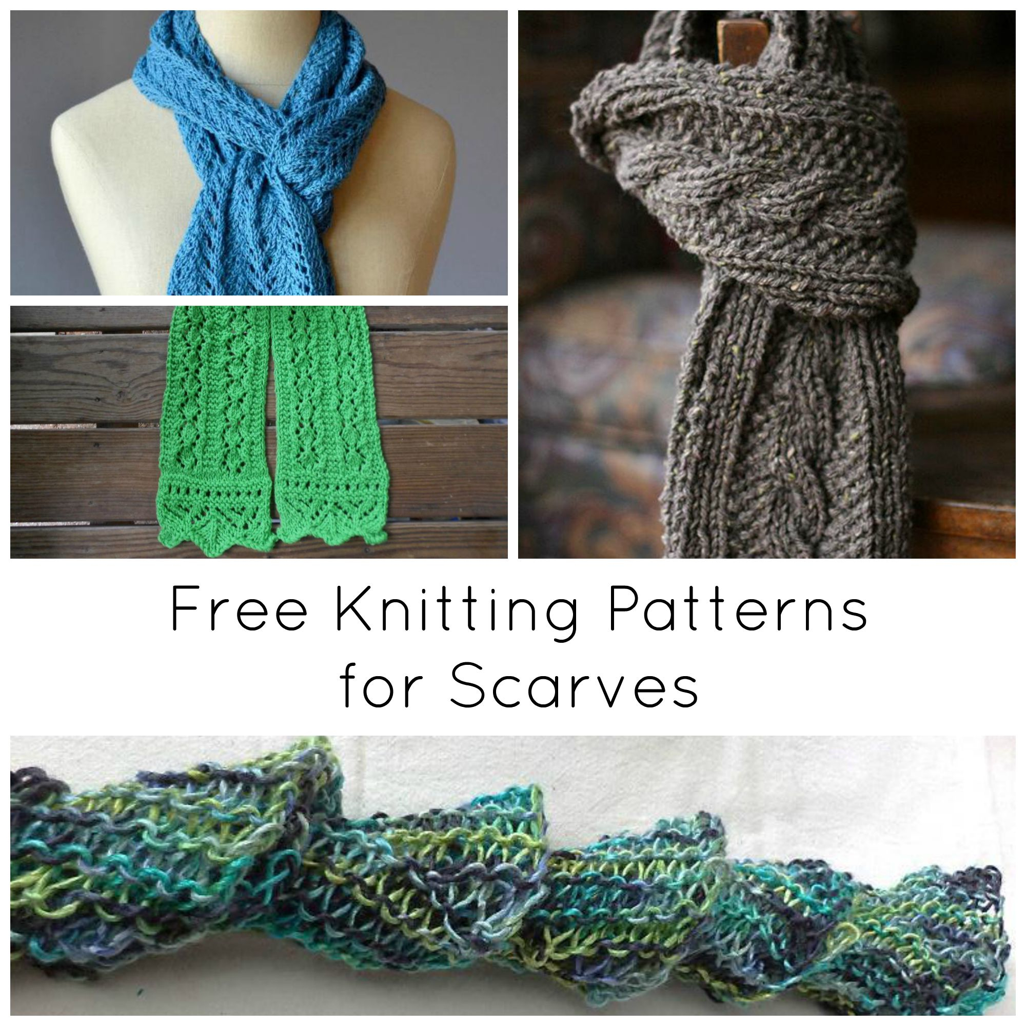 Knitting Scarf Pattern For Beginners Free 8 Gorgeous Free Knitting Patterns For Scarves