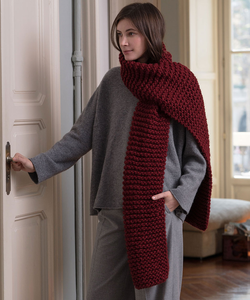 Knitting Scarf Pattern For Beginners Free Free Free Bulky Yarn Scarf Knit Patterns Patterns Knitting Bee