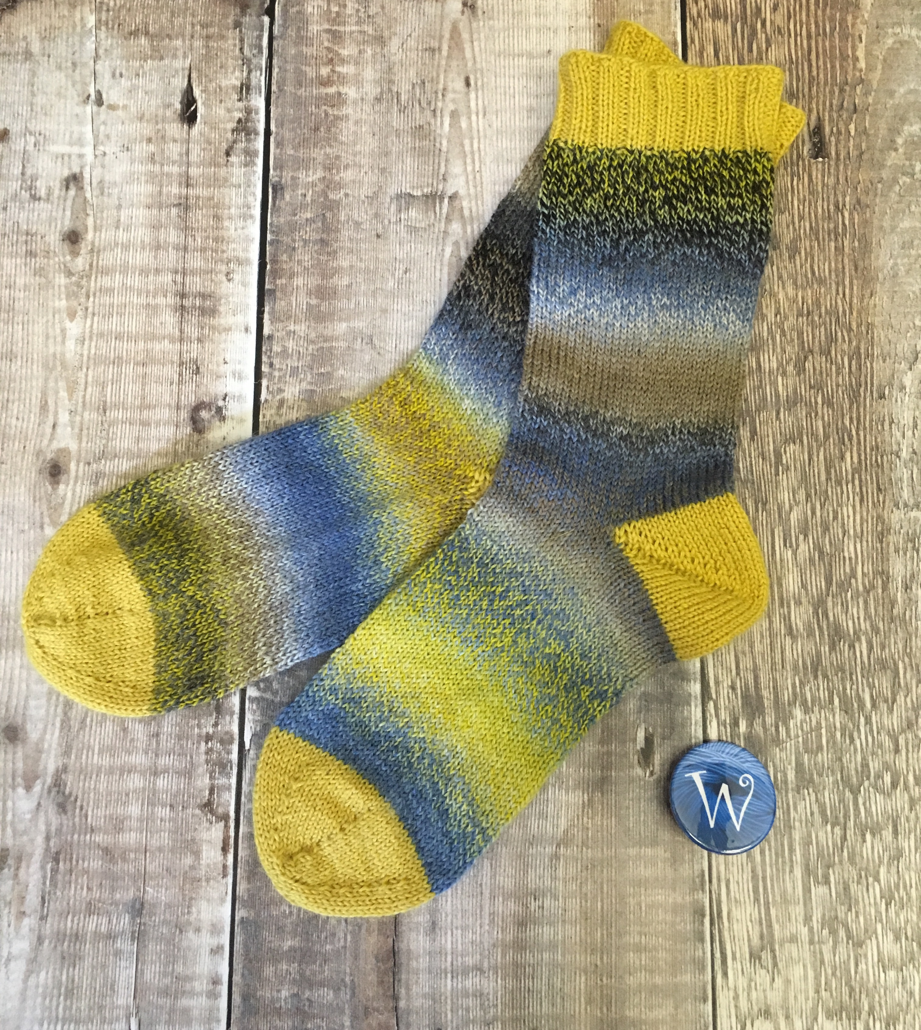 Knitting Sock Patterns For Beginners Sock It To Em Learn To Knit Socks Short Course Woolaballoo