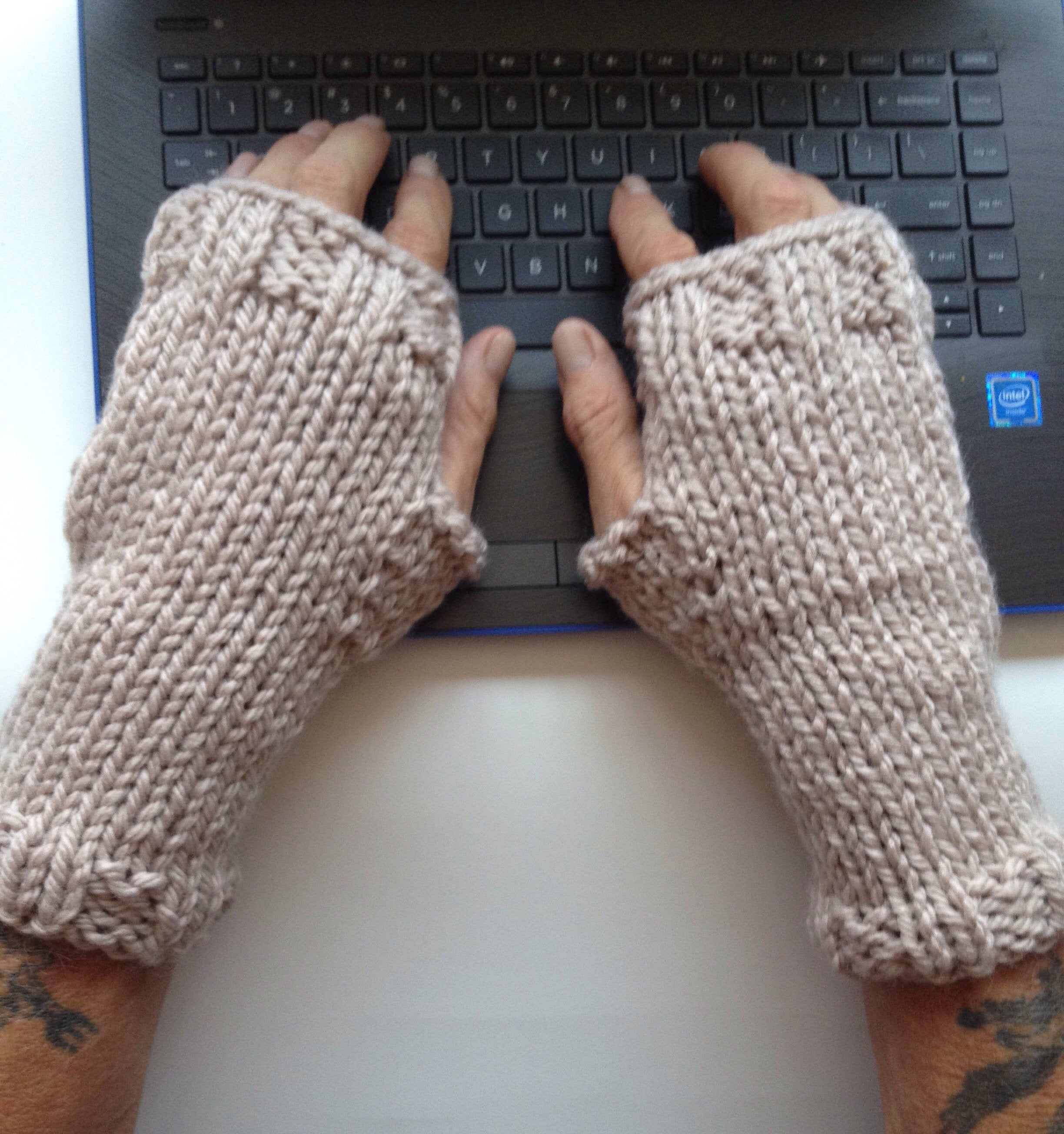Mens Fingerless Gloves Knitting Pattern Mens Fingerless Mittens Knit Fingerless Gloves Unisex Winter Gloves Available In 3 Sizes Ready To Ship