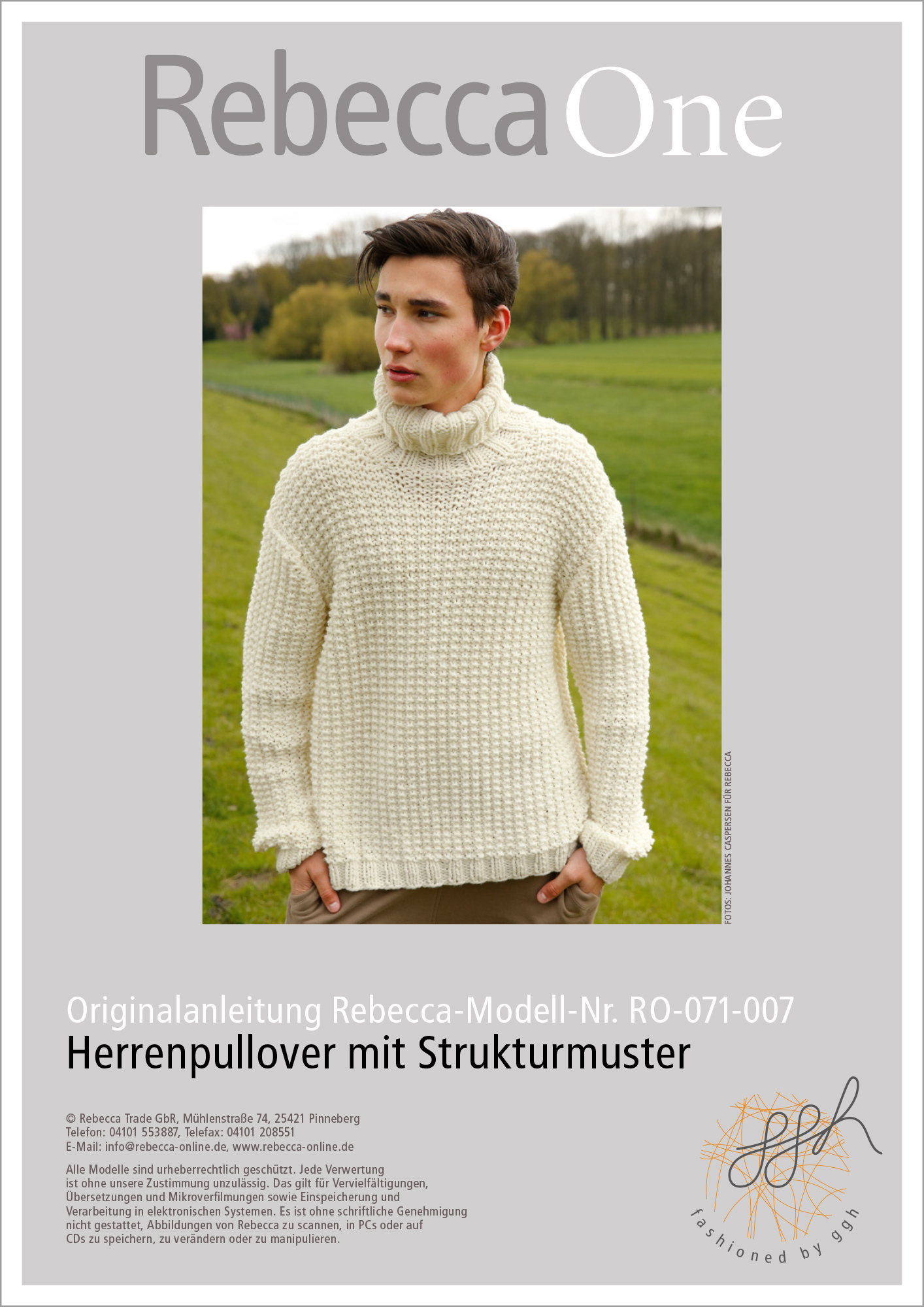Mens Knitting Patterns Knit Pattern Mens Jumper With Textured Pattern