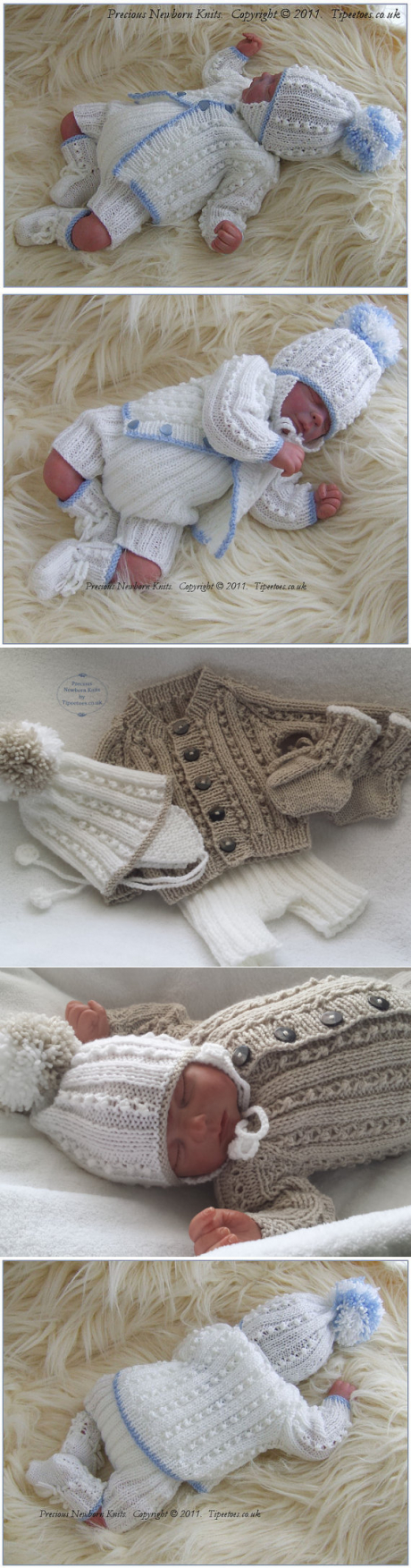 New Born Knitting Patterns Ba Knitting