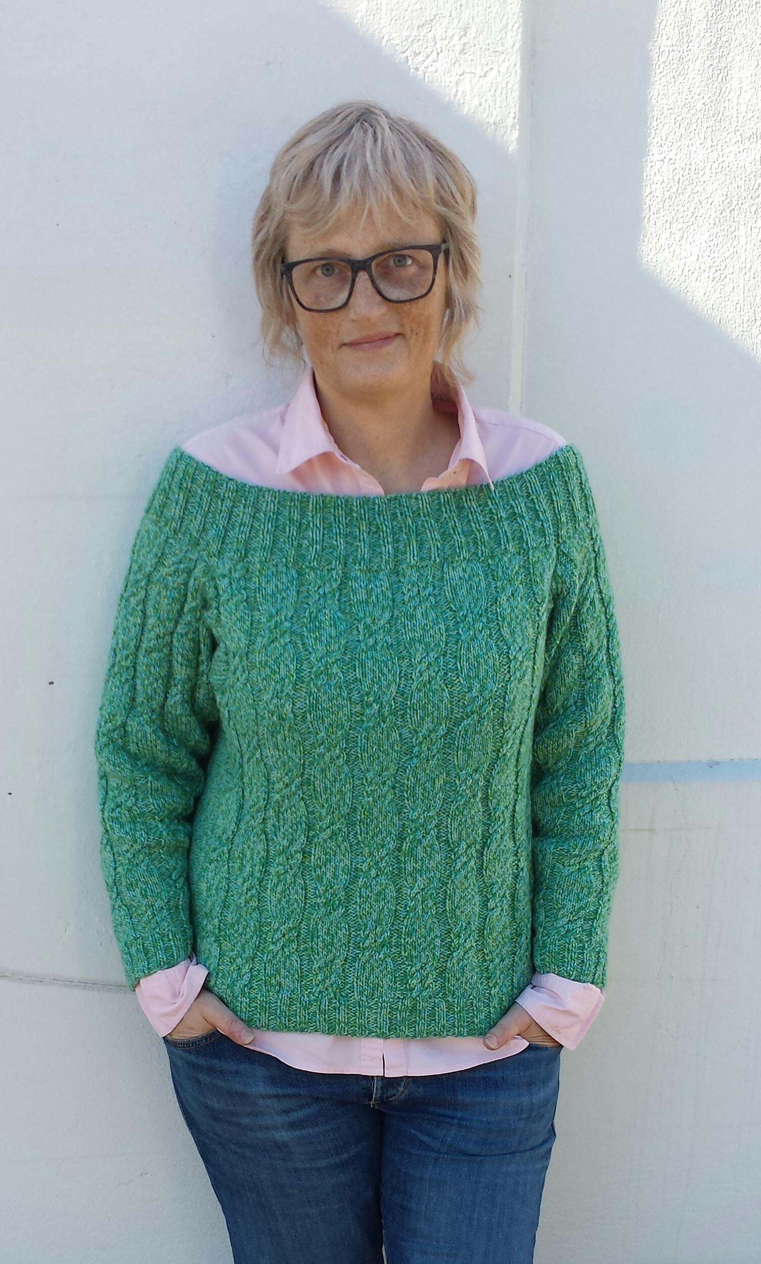 Off The Shoulder Sweater Knitting Pattern Off The Shoulder Sweater Knitting