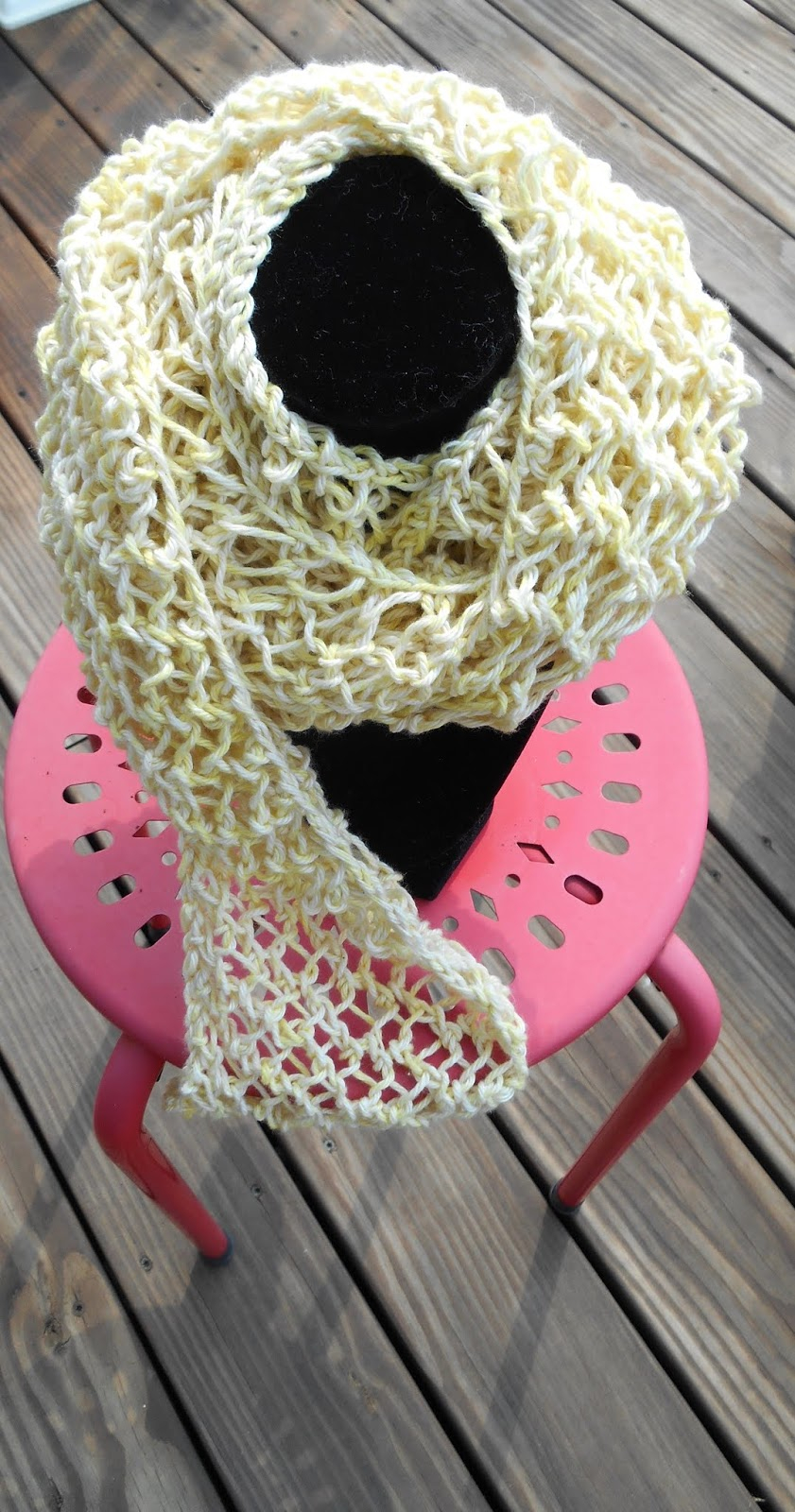 Open Knit Scarf Pattern Knitting With Schnapps Introducing The Breezes To Gusts Scarf